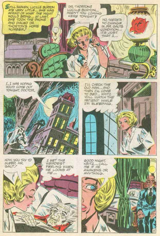 Read online Beyond the Grave (1983) comic -  Issue #14 - 17