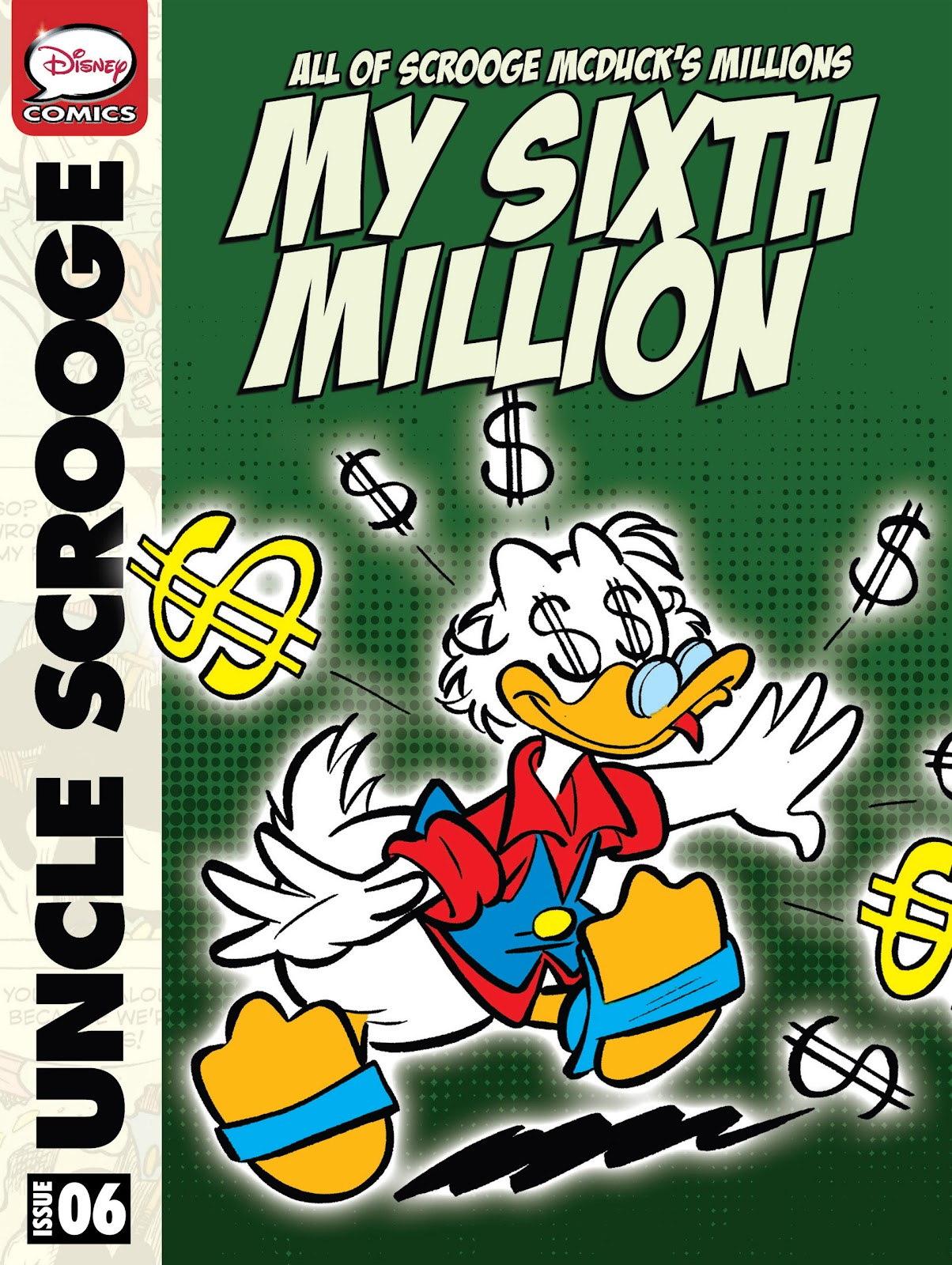 All of Scrooge McDuck's Millions Issue #6 #6 - English 2
