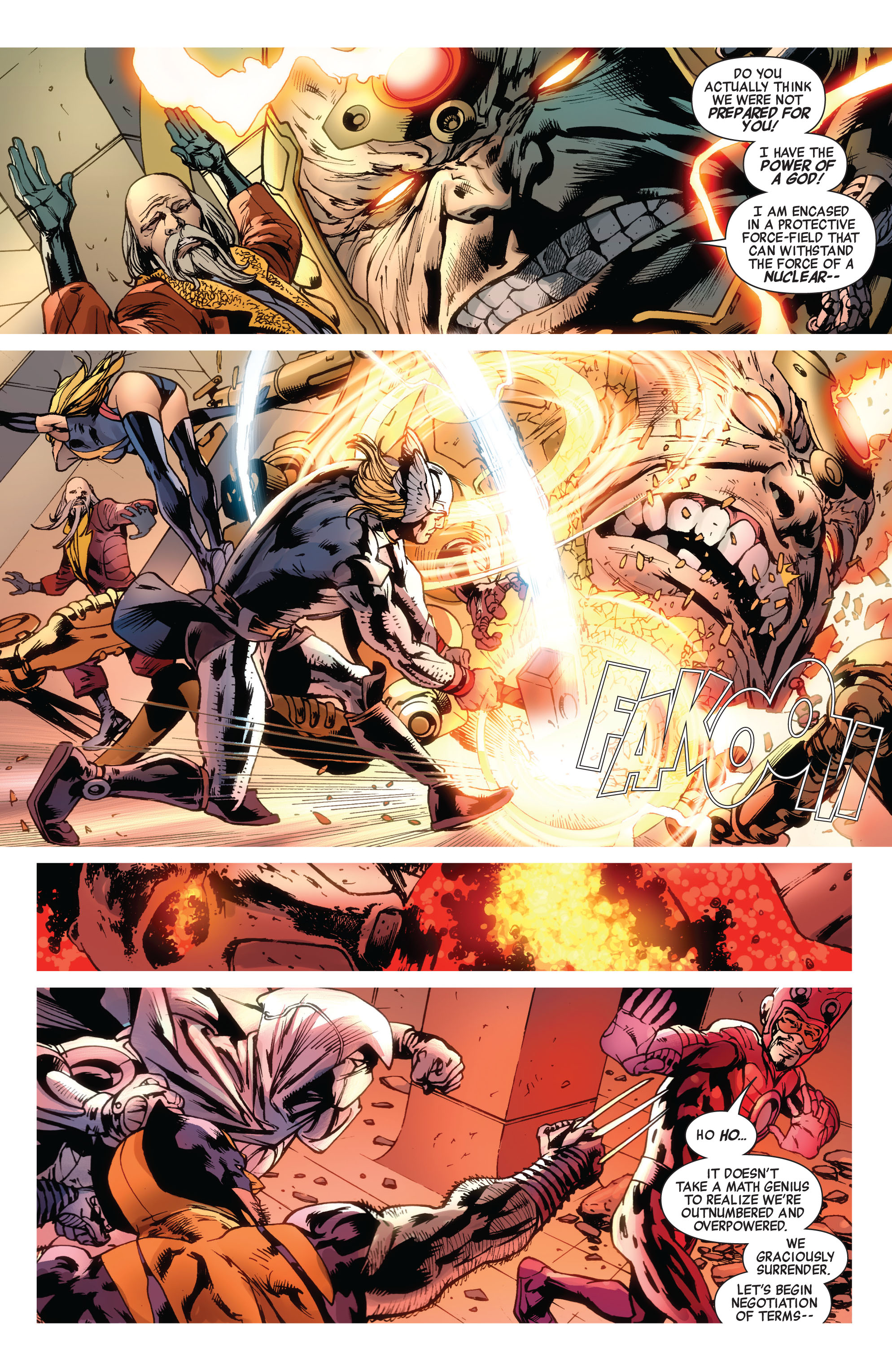 Read online Avengers (2010) comic -  Issue #12.1 - 19