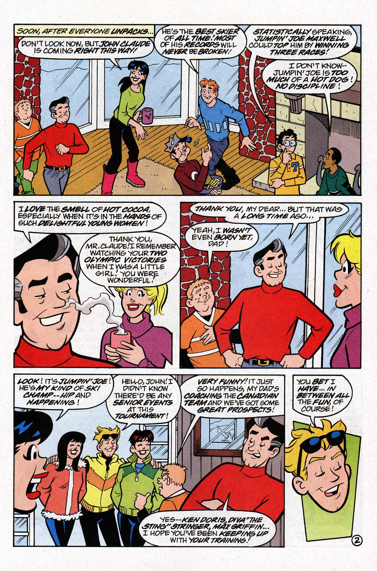 Read online Archie's Weird Mysteries comic -  Issue #26 - 4