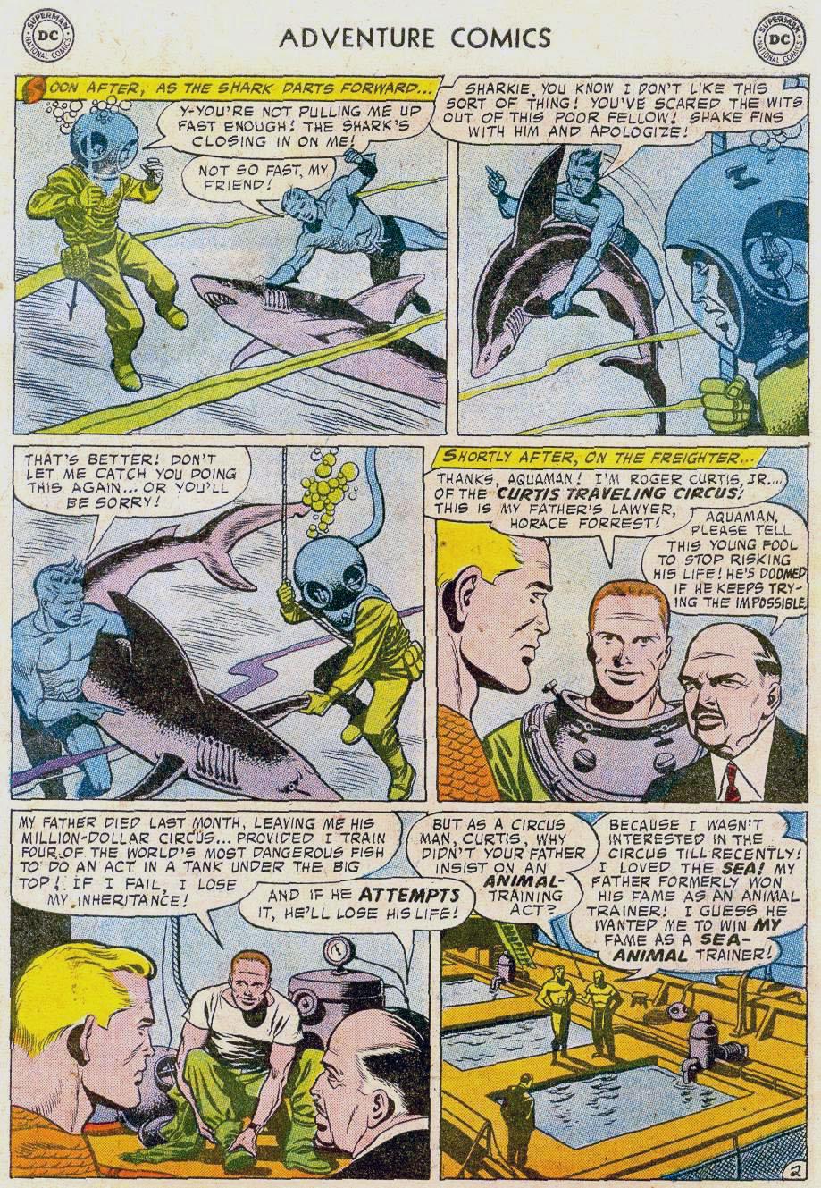 Read online Adventure Comics (1938) comic -  Issue #241 - 27