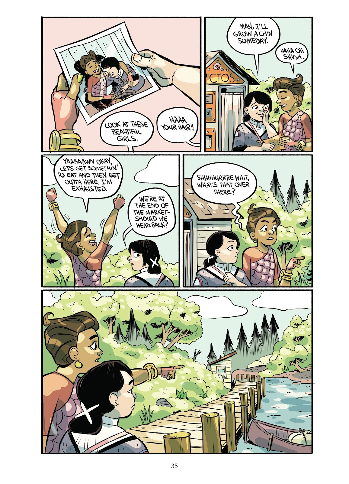 Read online Girl Town comic -  Issue # TPB (Part 1) - 36