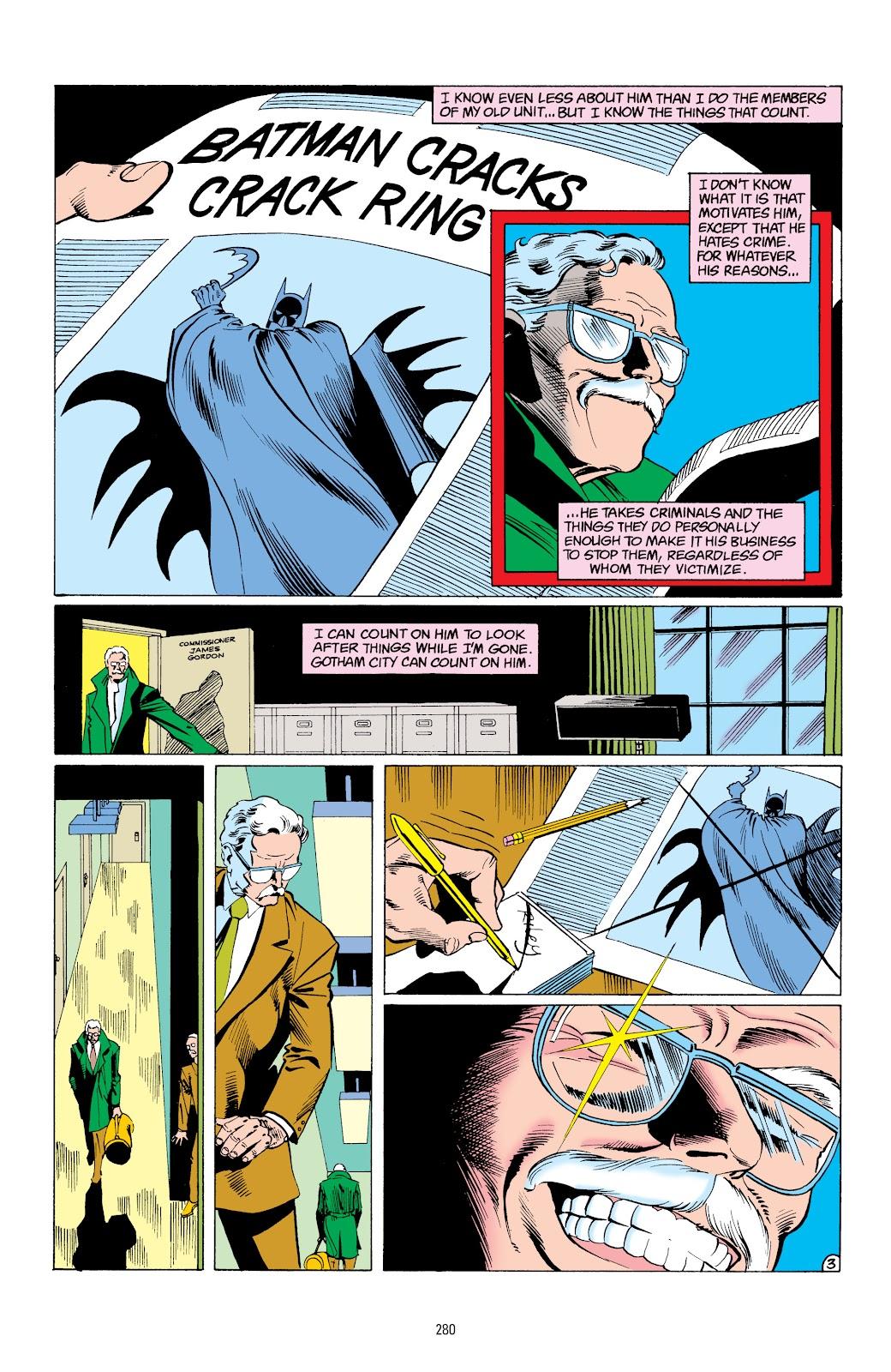 Read online Detective Comics (1937) comic -  Issue # _TPB Batman - The Dark Knight Detective 1 (Part 3) - 80