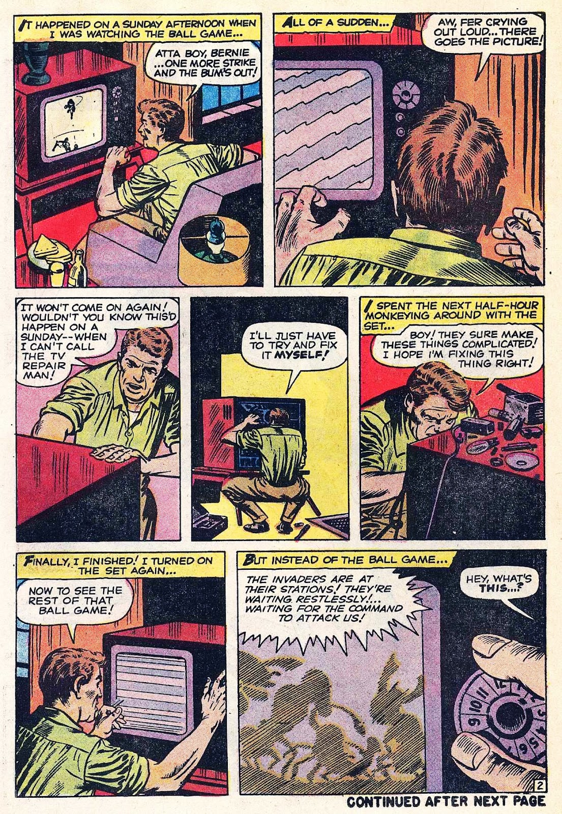 Where Monsters Dwell (1970) issue 9 - Page 15