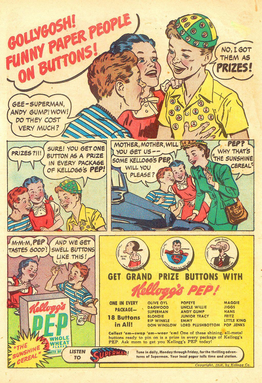 Read online Sensation (Mystery) Comics comic -  Issue #57 - 23