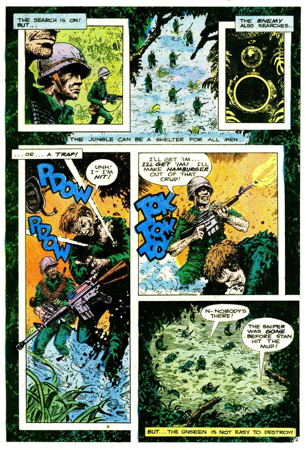 Read online Sgt. Rock comic -  Issue #311 - 25