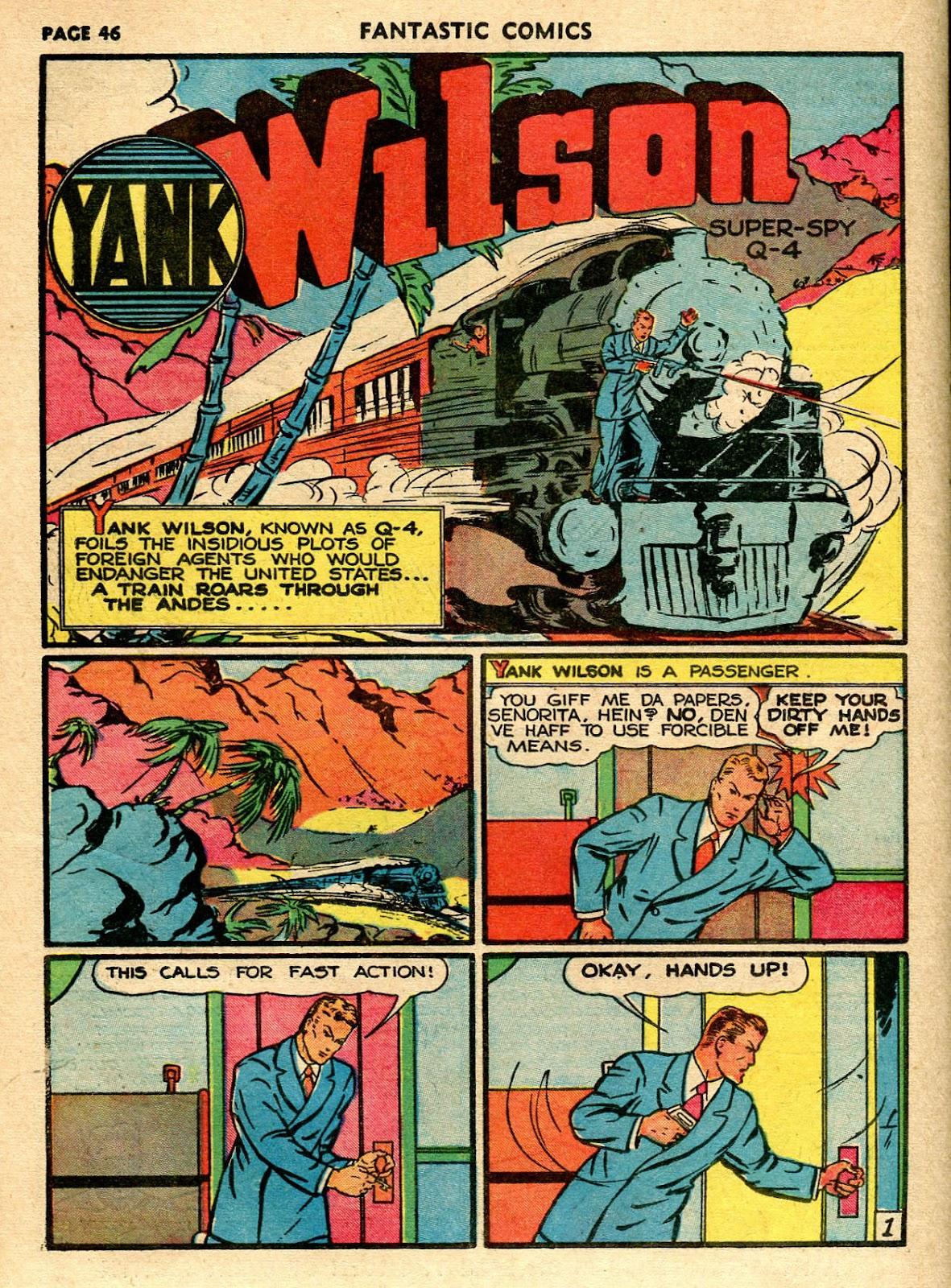 Read online Fantastic Comics comic -  Issue #21 - 44
