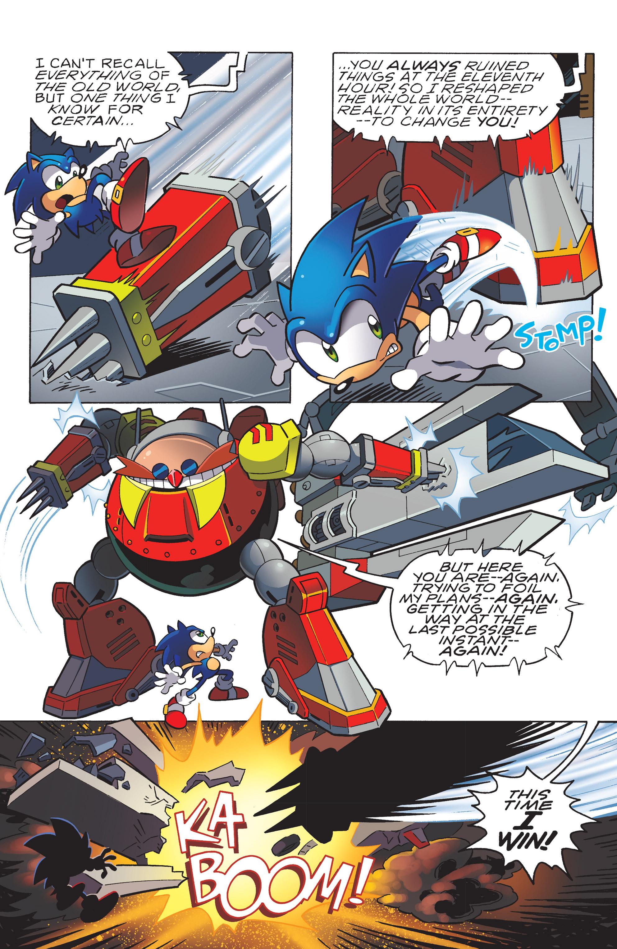 Read online Sonic Mega Man Worlds Collide comic -  Issue # Vol 3 - 36