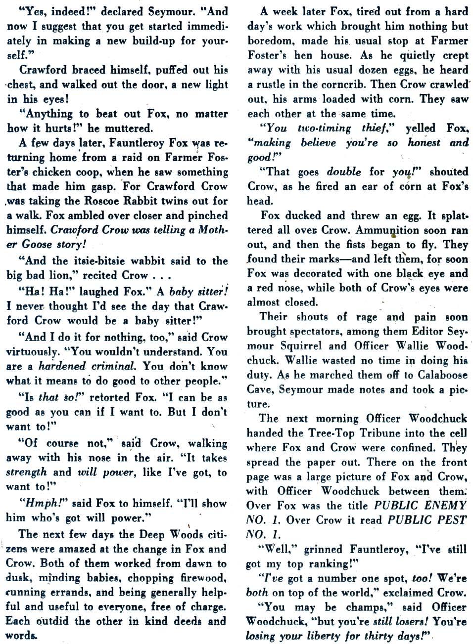 Comic Cavalcade issue 39 - Page 66