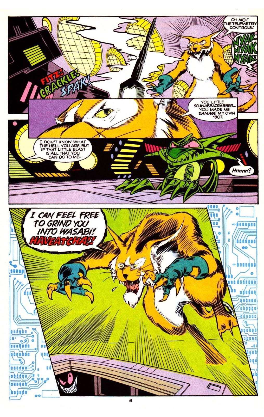 Dynamo Joe issue 8 - Page 10