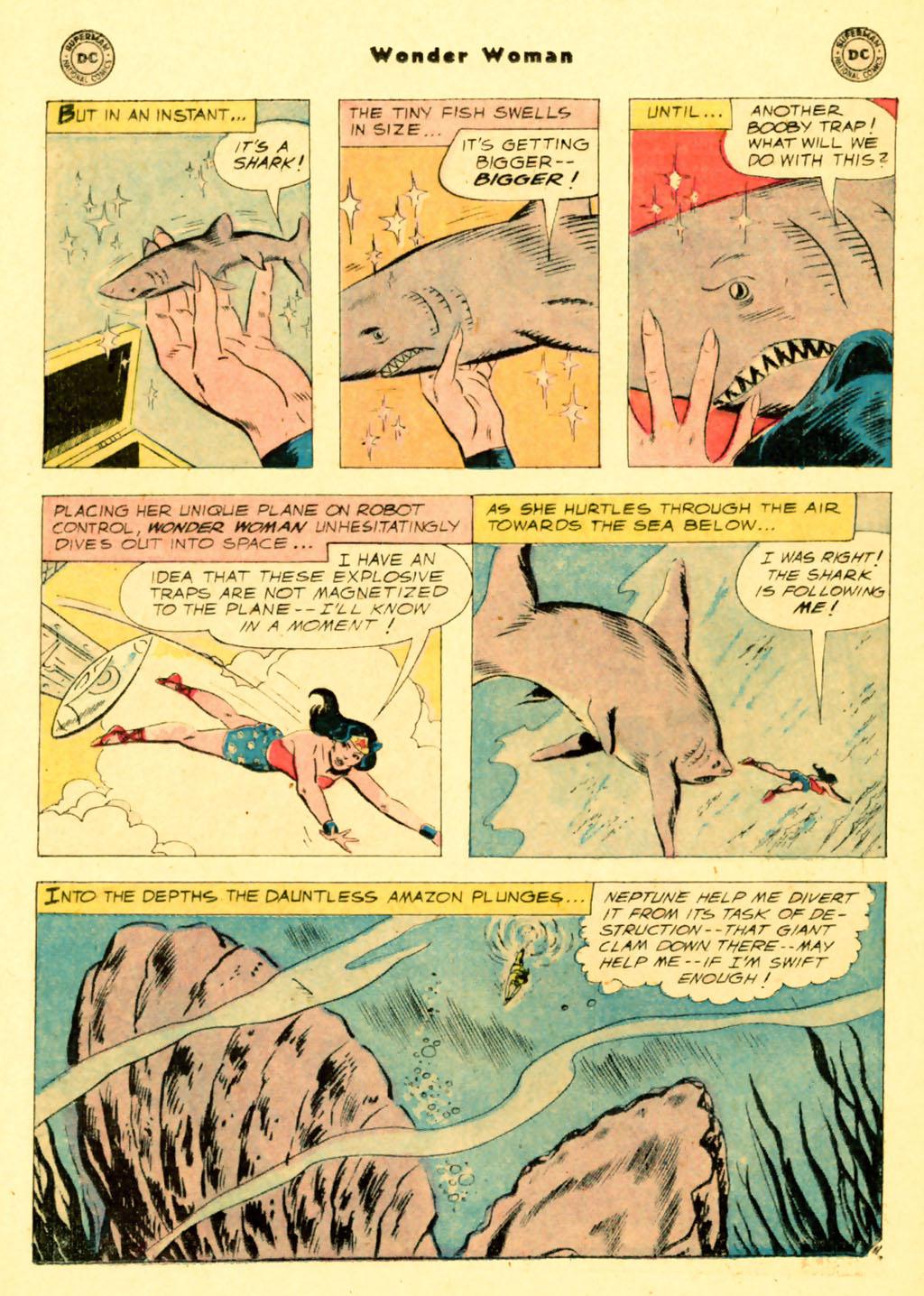 Read online Wonder Woman (1942) comic -  Issue #103 - 28