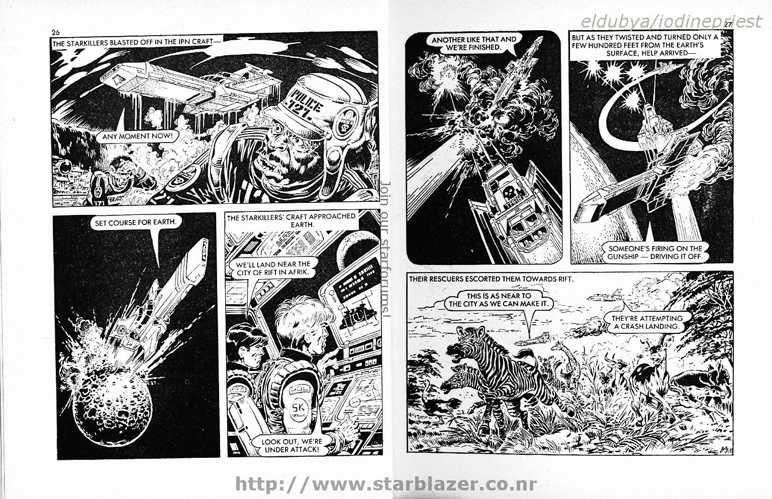 Starblazer issue 155 - Page 15