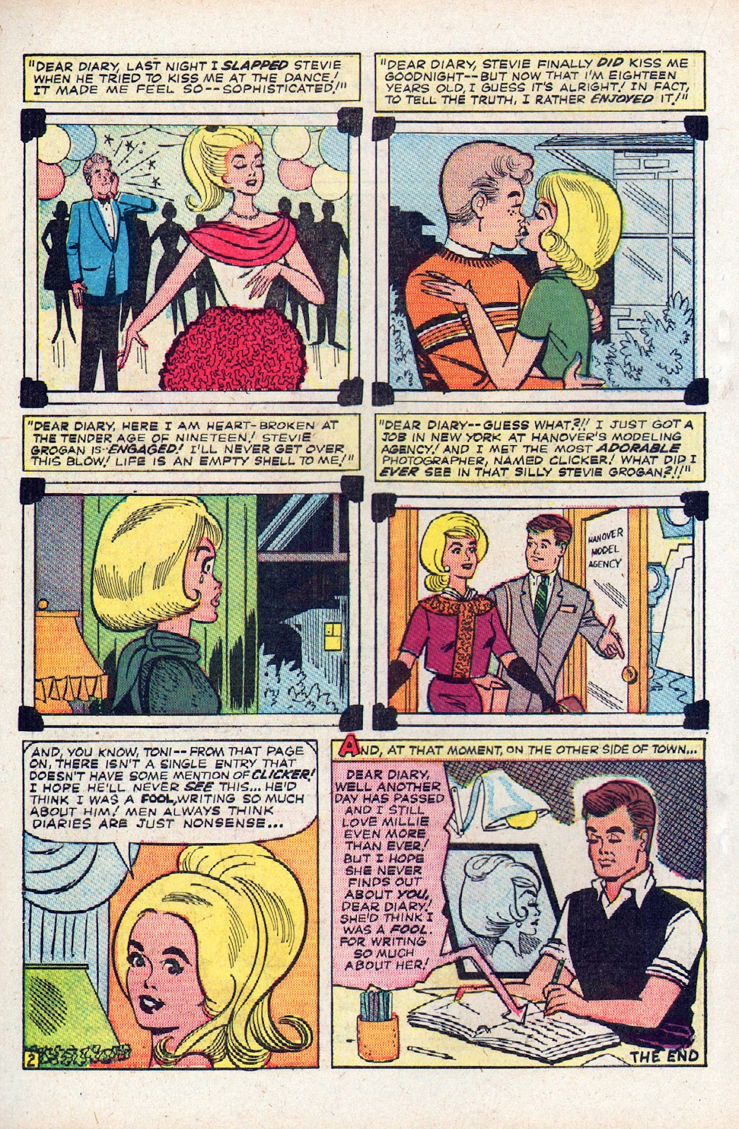 Read online Millie the Model comic -  Issue # Annual 2 - 60
