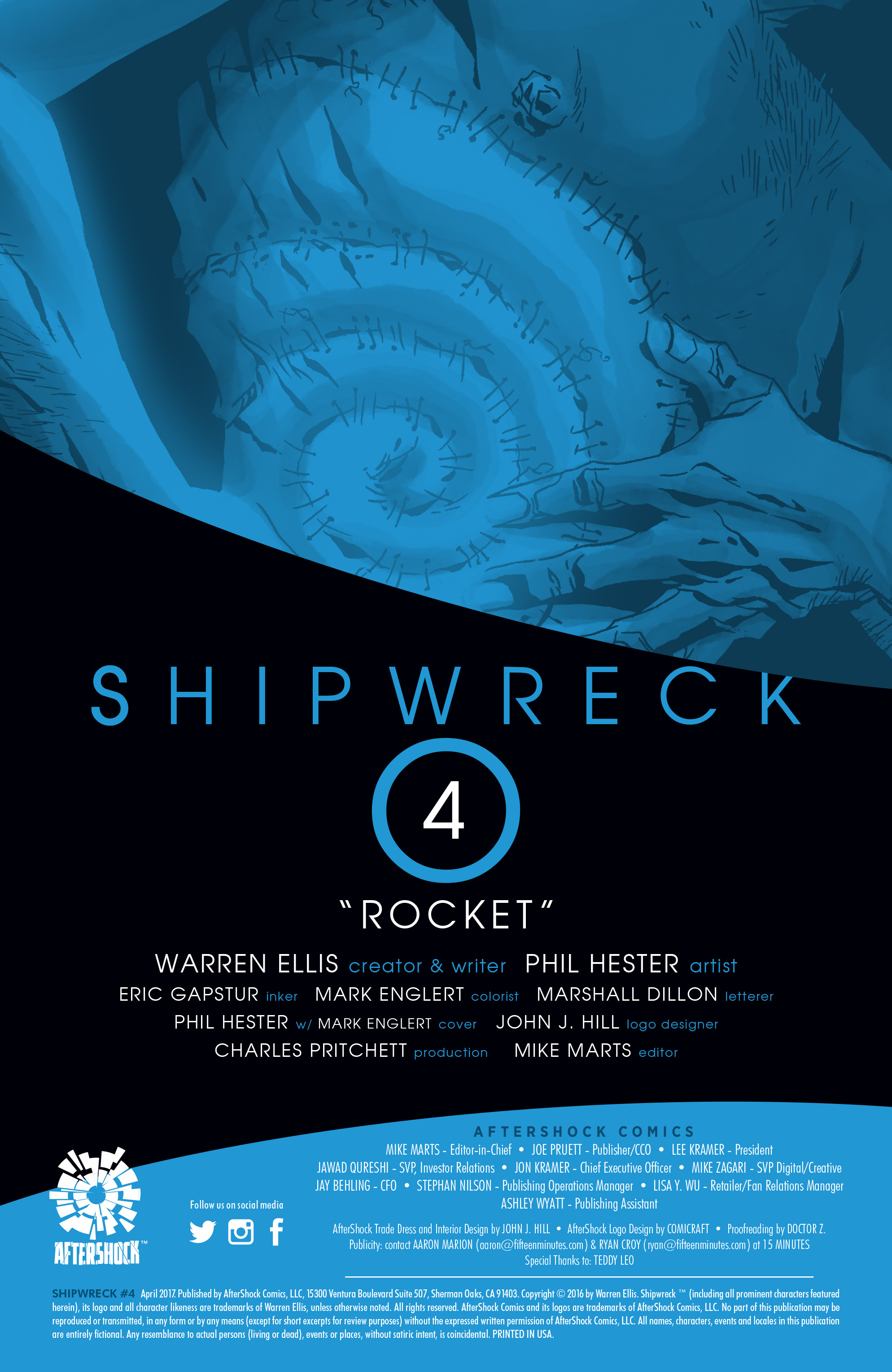 Read online Shipwreck comic -  Issue #4 - 3