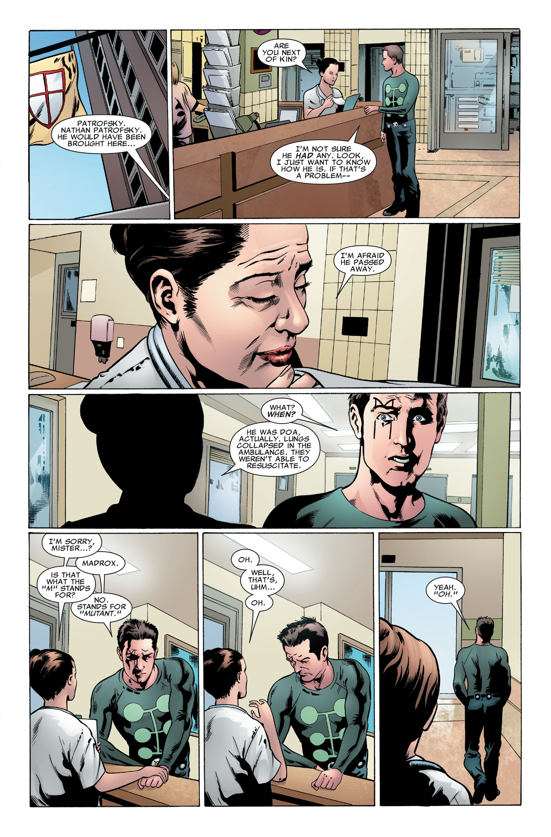 Read online X-Factor (2006) comic -  Issue #32 - 15