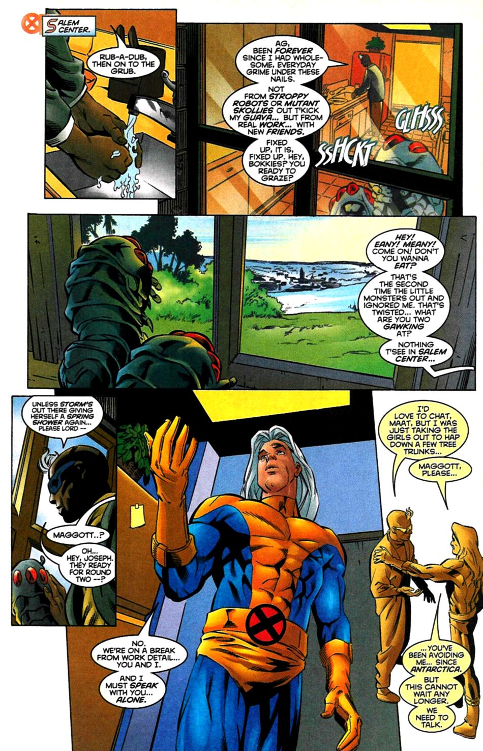 X-Men (1991) 73 Page 6