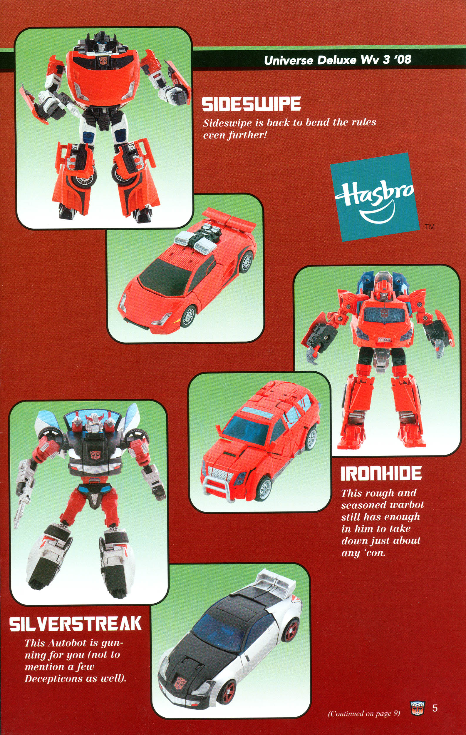 Read online Transformers: Collectors' Club comic -  Issue #21 - 5