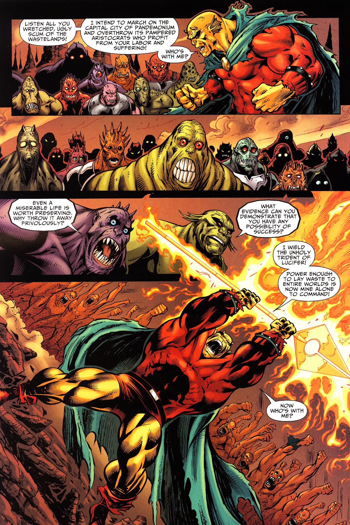 Read online Shadowpact comic -  Issue #10 - 13