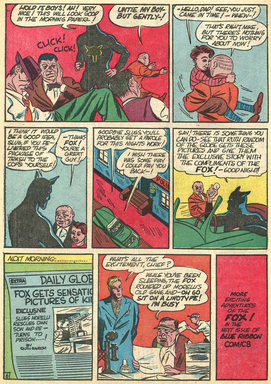 Blue Ribbon Comics (1939) issue 9 - Page 30