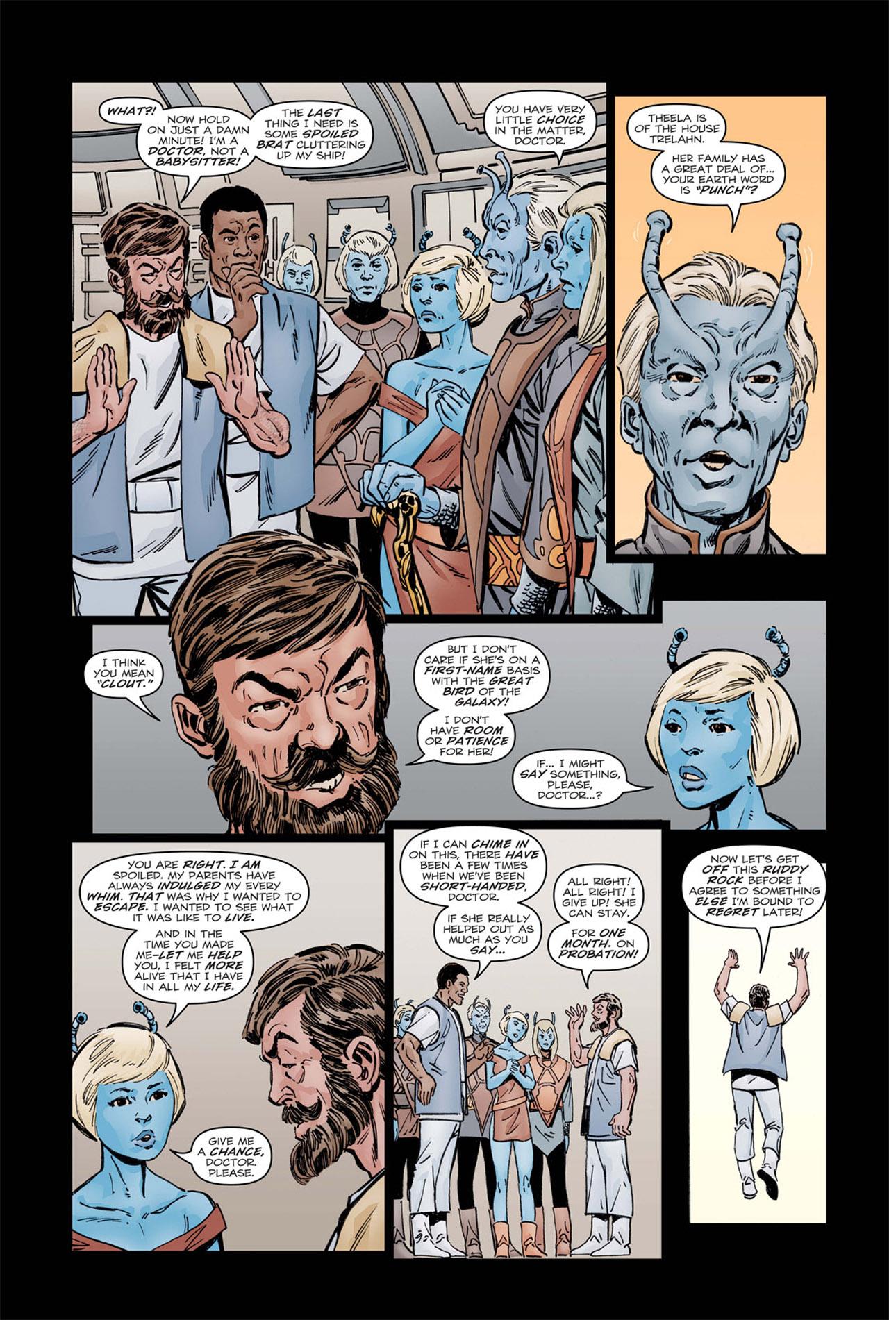 Read online Star Trek: Leonard McCoy, Frontier Doctor comic -  Issue #1 - 24