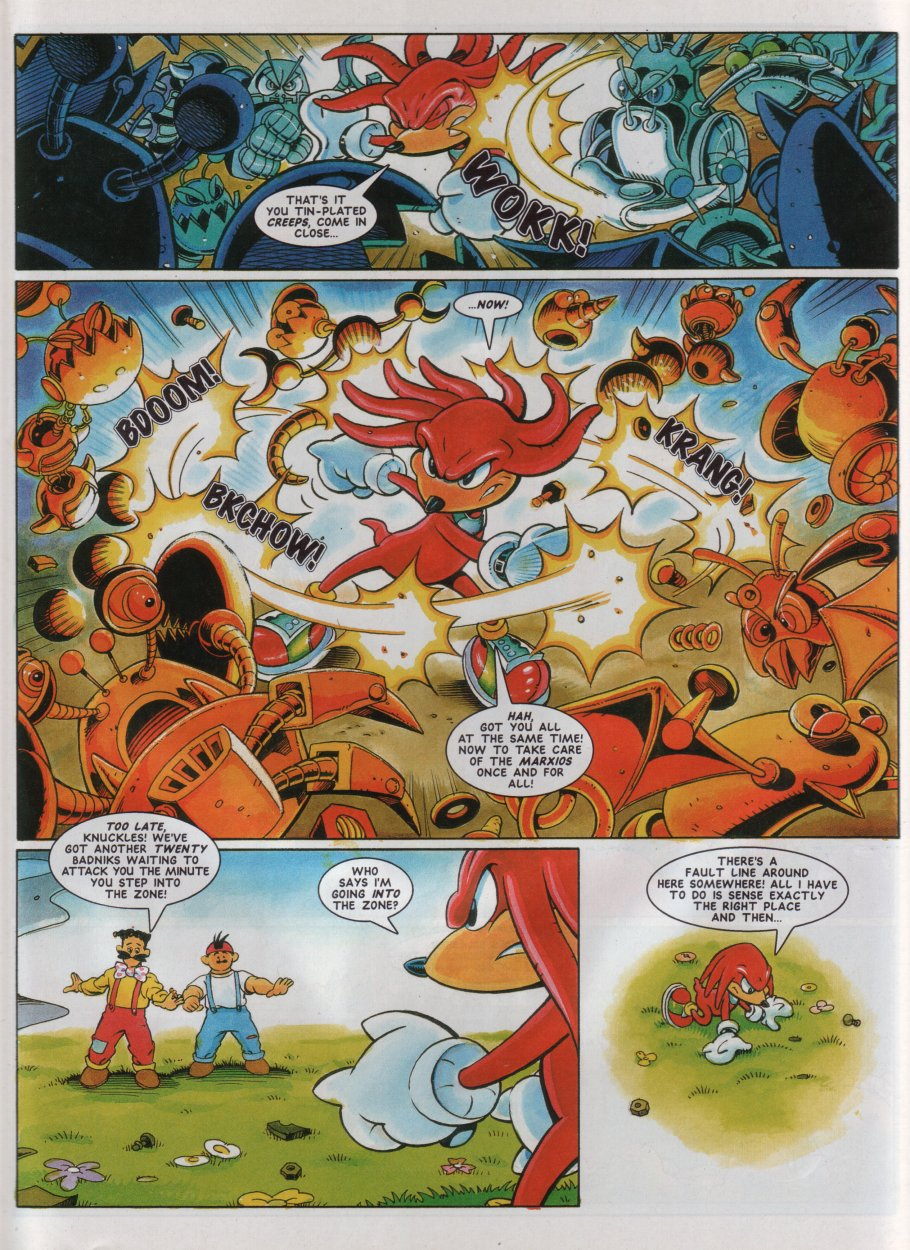 Read online Sonic the Comic comic -  Issue #44 - 21
