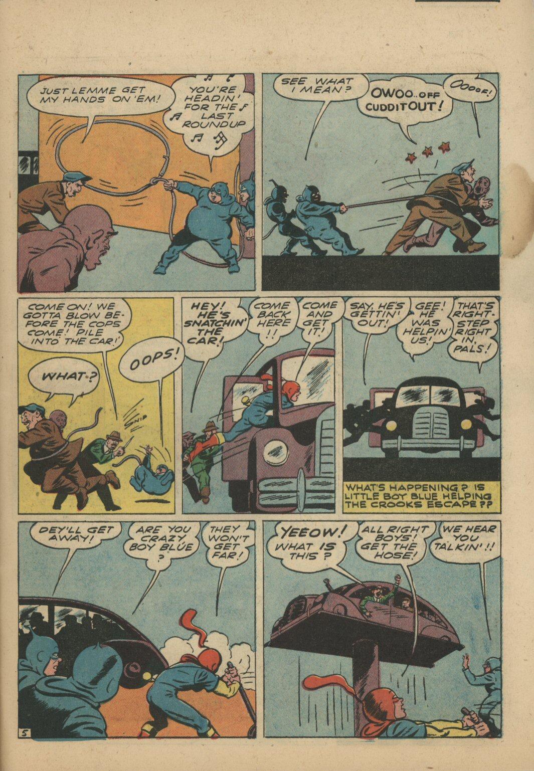Read online Sensation (Mystery) Comics comic -  Issue #21 - 45