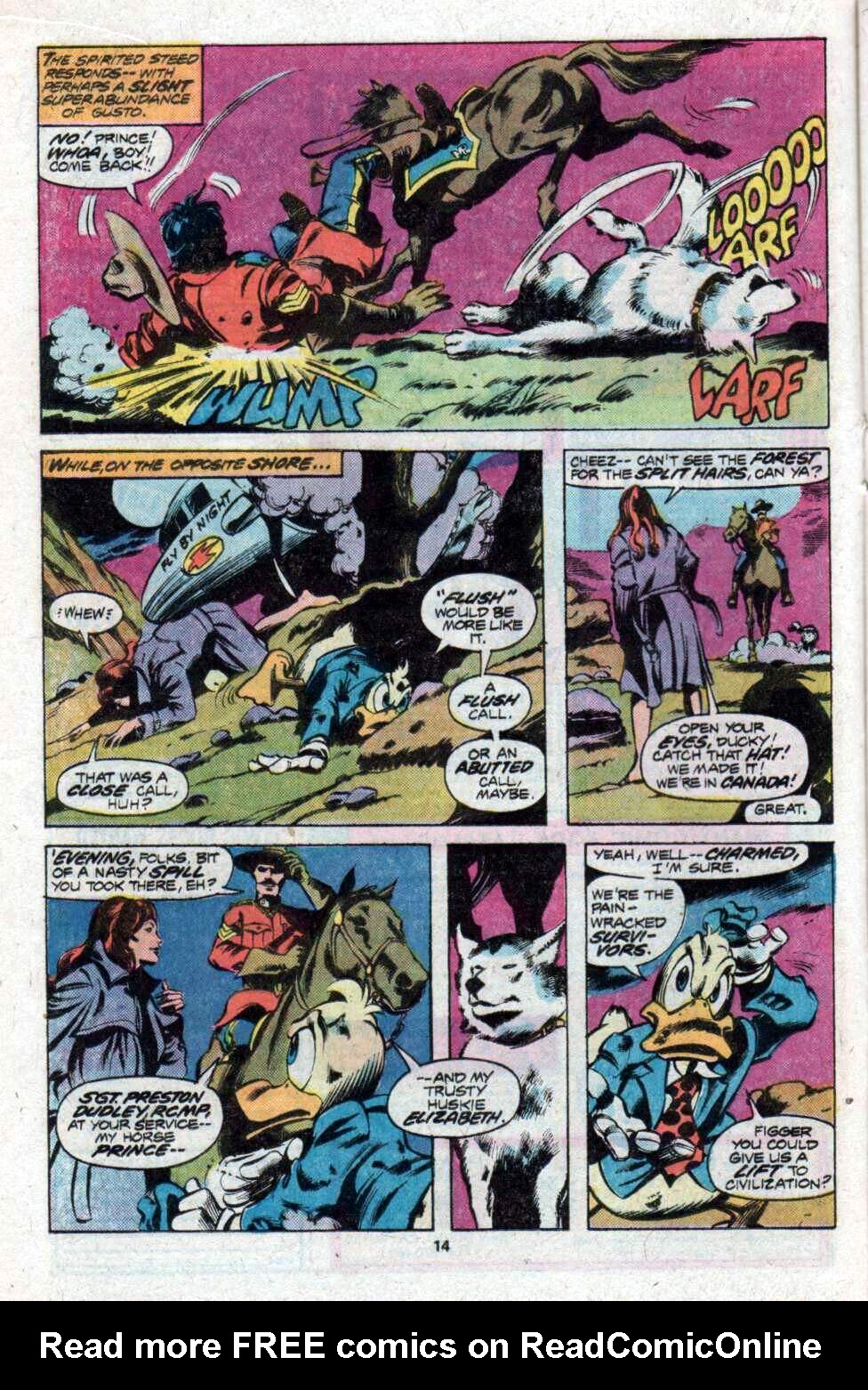 Howard the Duck (1976) Issue #9 #10 - English 9