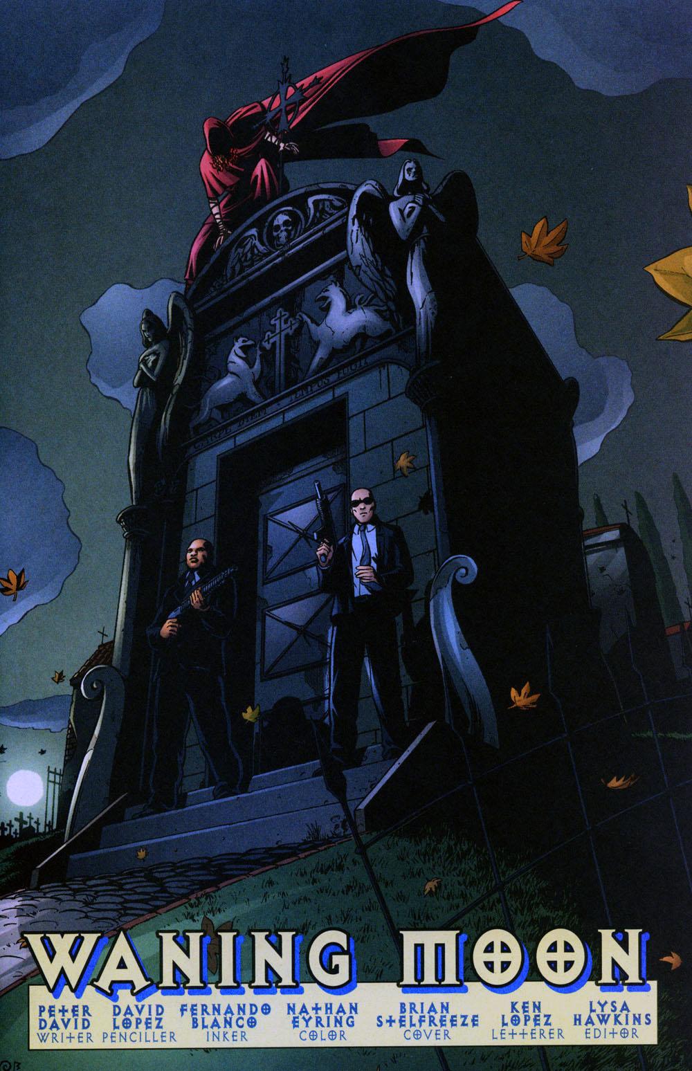 Read online Fallen Angel (2003) comic -  Issue #2 - 4
