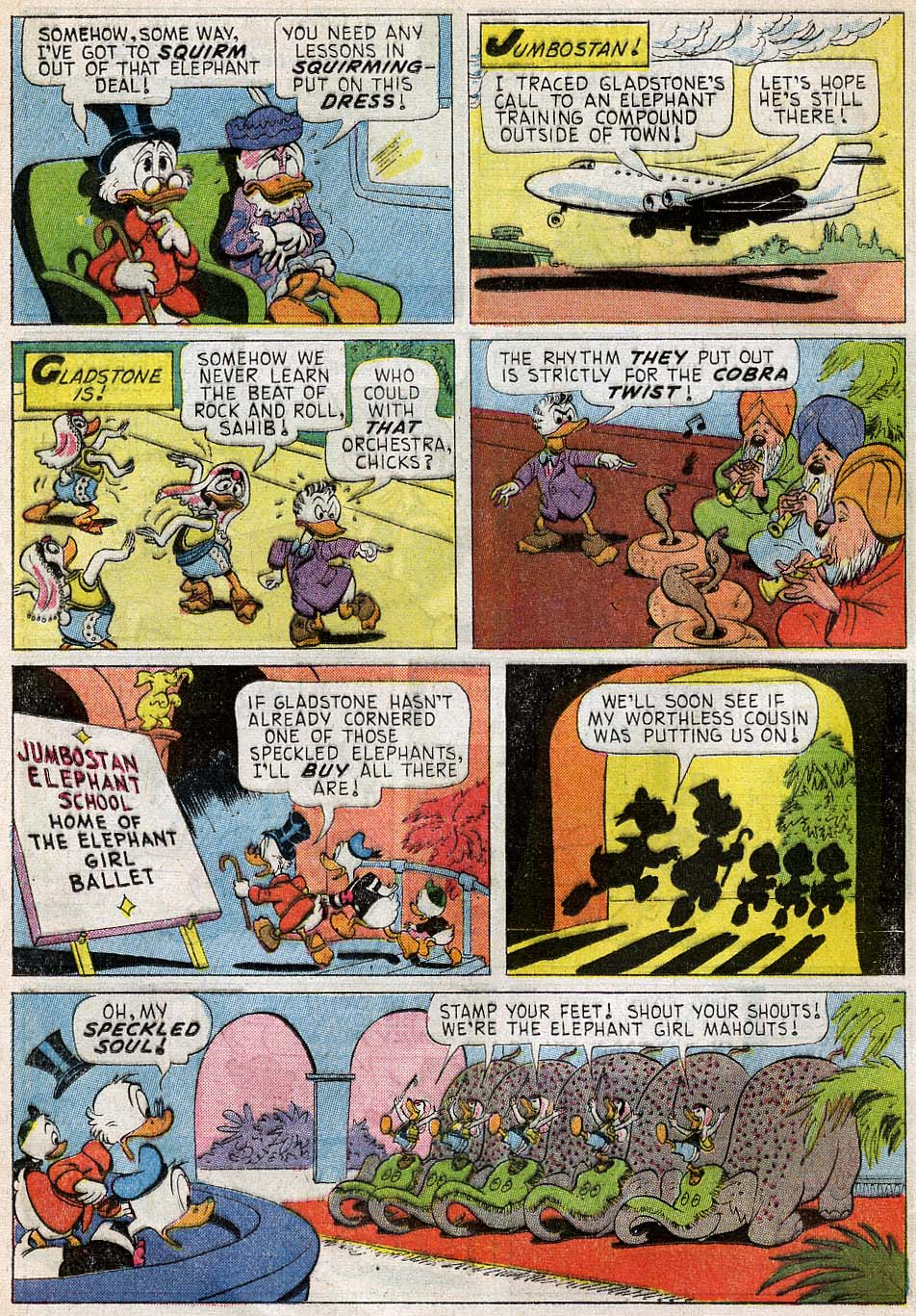 Read online Uncle Scrooge (1953) comic -  Issue #54 - 11