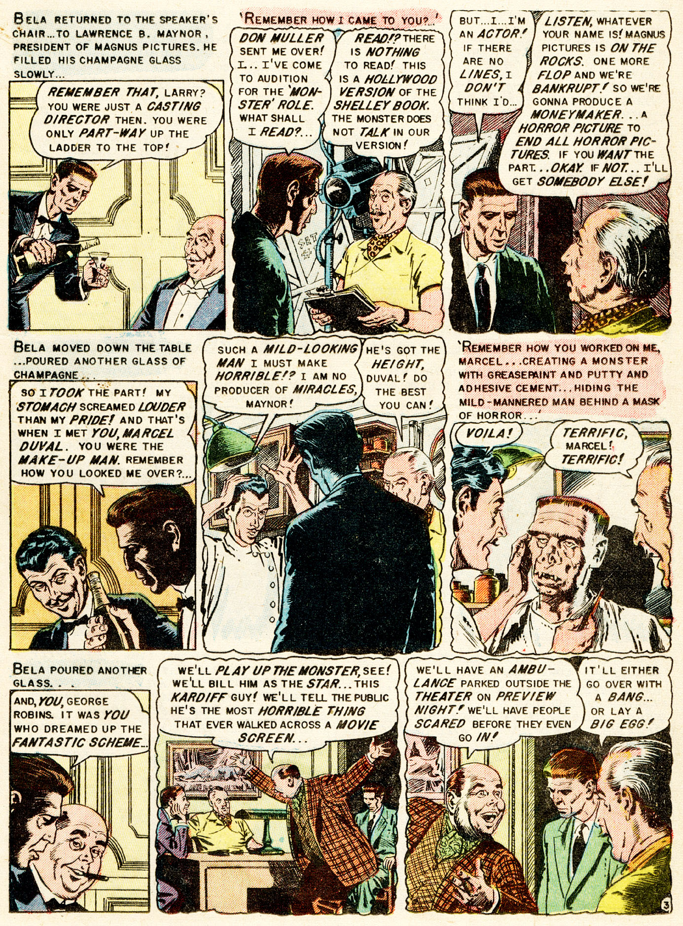 Read online Shock SuspenStories comic -  Issue #17 - 13
