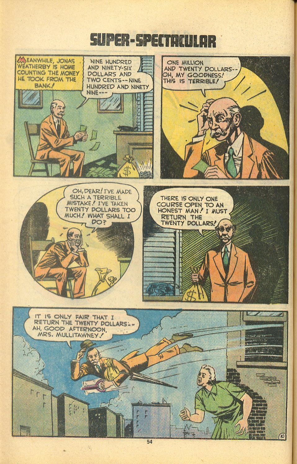 Read online Shazam! (1973) comic -  Issue #8 - 54