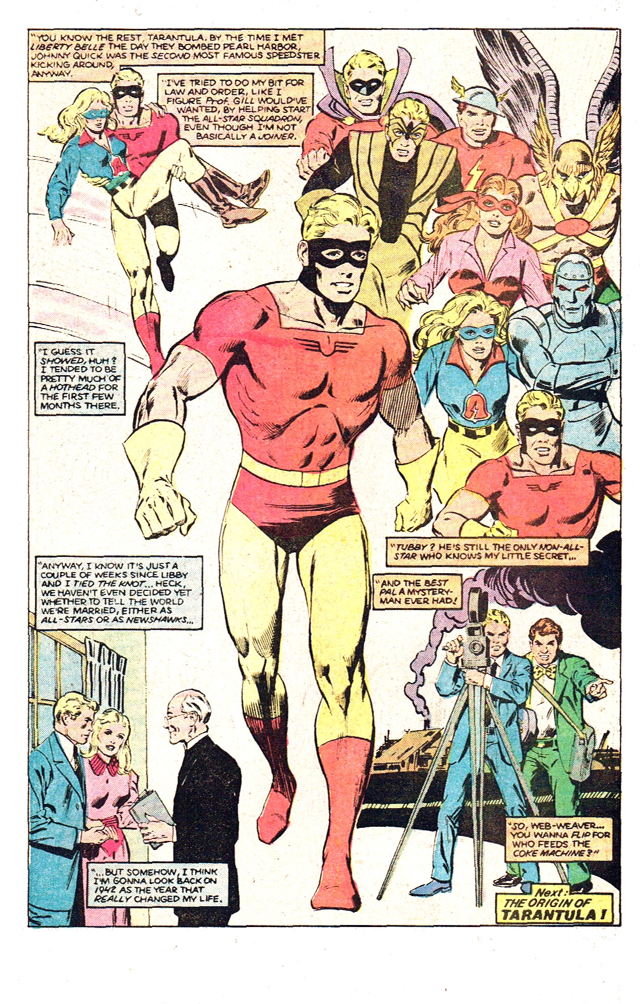 Read online All-Star Squadron comic -  Issue #65 - 31