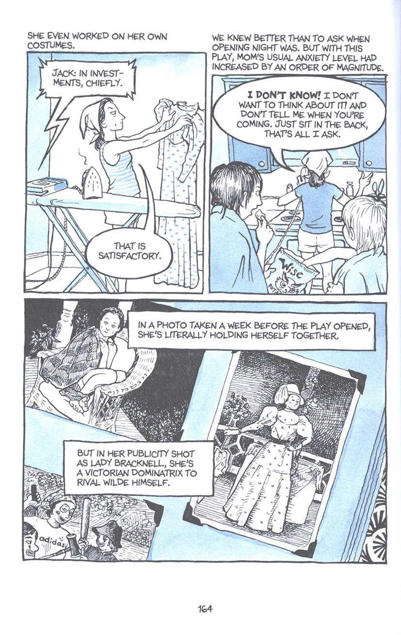 Read online Fun Home: A Family Tragicomic comic -  Issue # TPB - 170