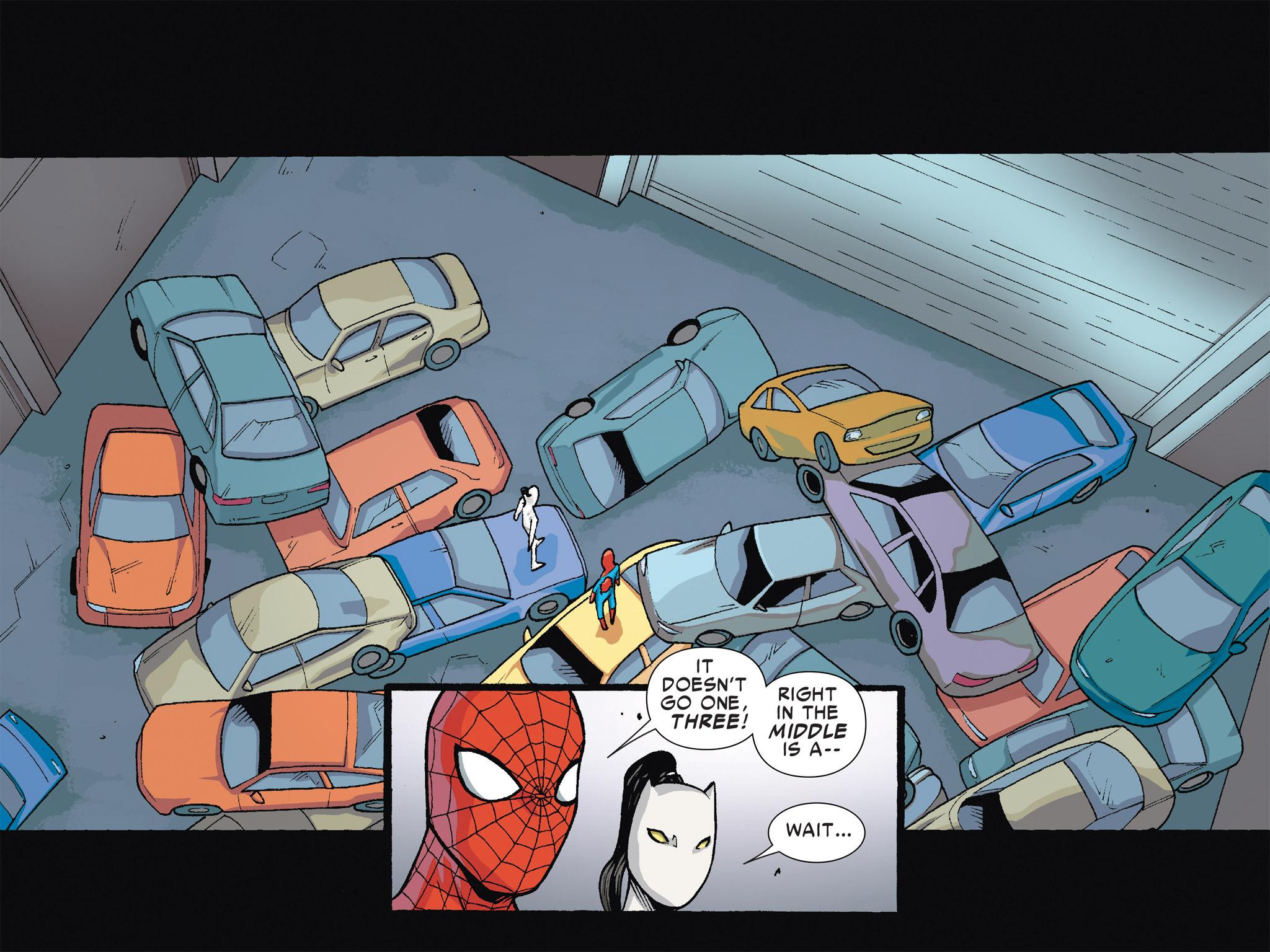 Read online Ultimate Spider-Man (Infinite Comics) (2016) comic -  Issue #6 - 42