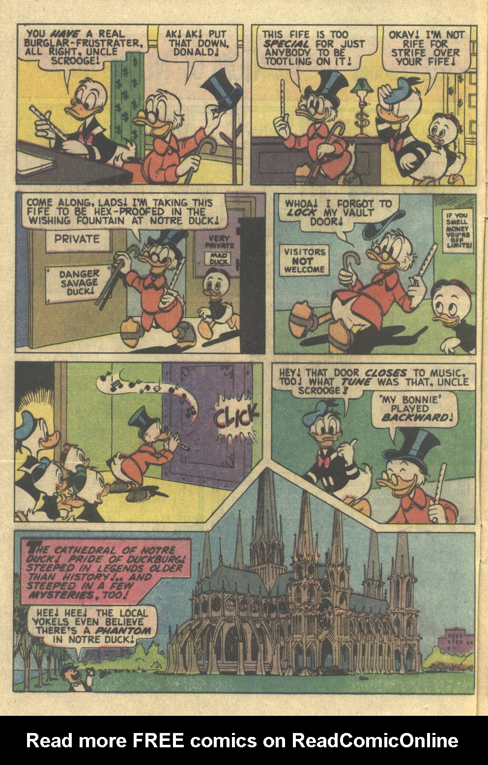 Read online Uncle Scrooge (1953) comic -  Issue #184 - 4