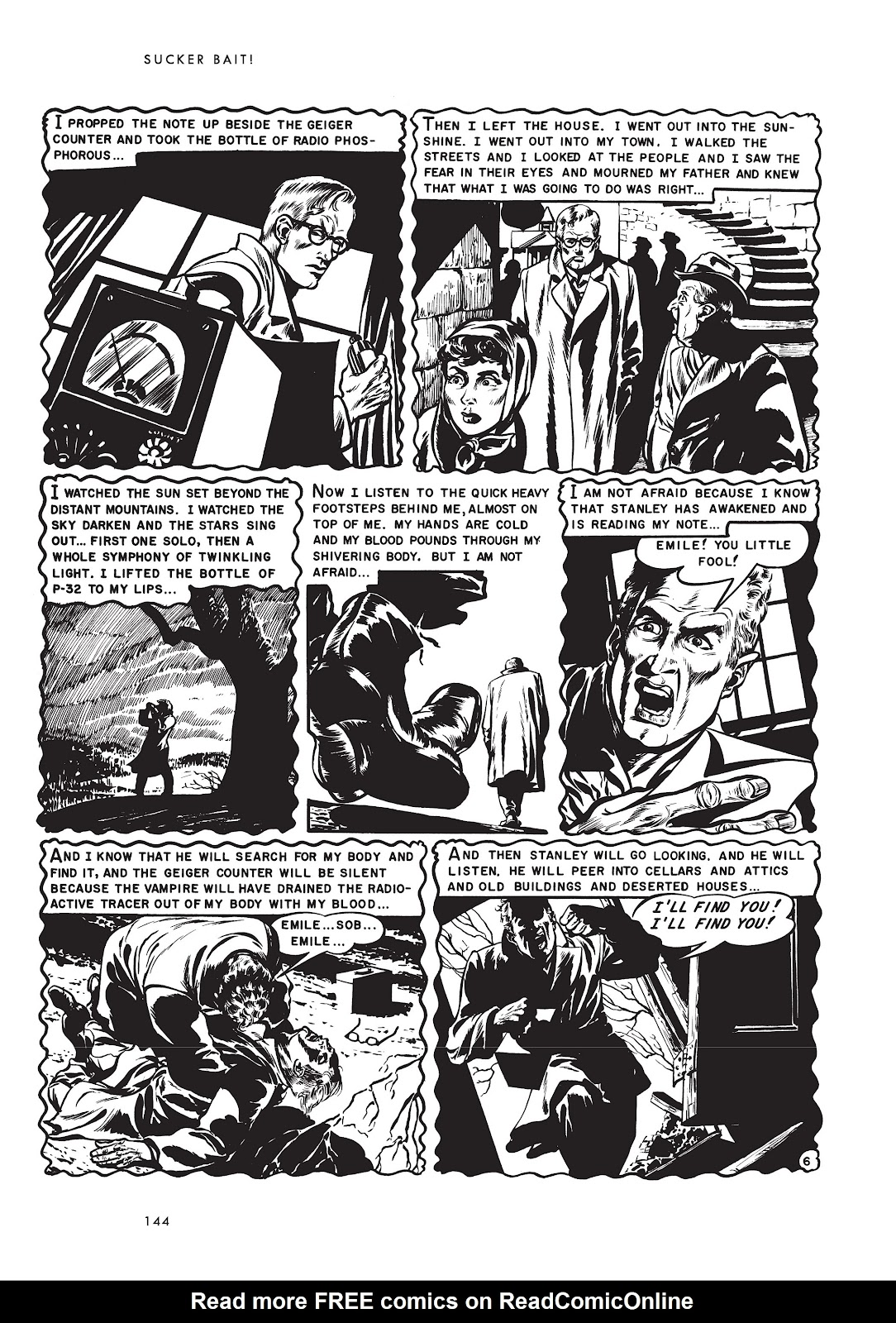 Read online Sucker Bait and Other Stories comic -  Issue # TPB (Part 2) - 59