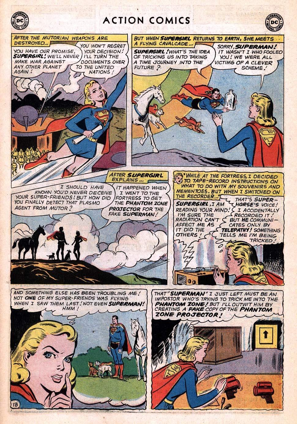 Read online Action Comics (1938) comic -  Issue #306 - 28