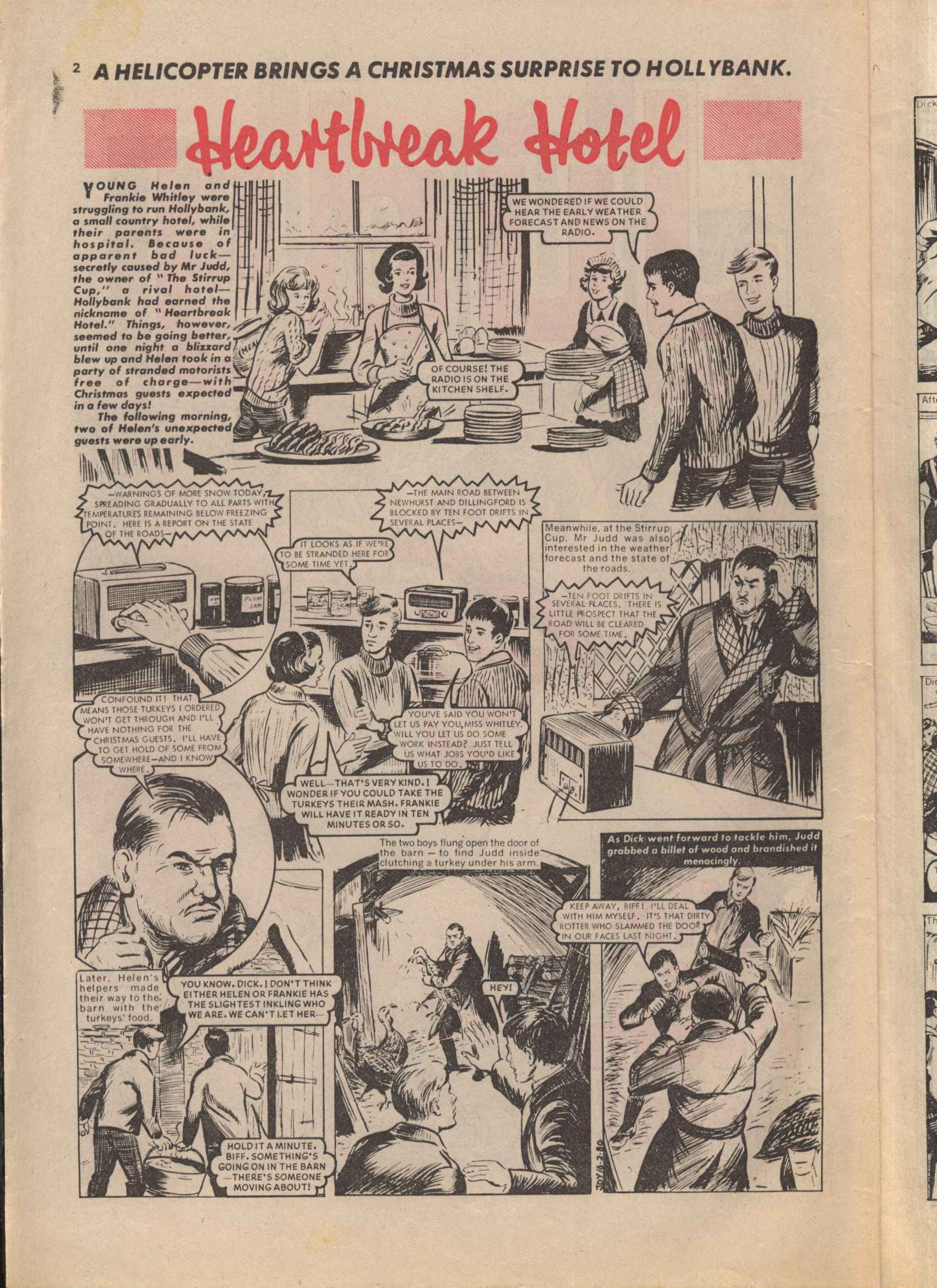 Read online Judy comic -  Issue #1049 - 2
