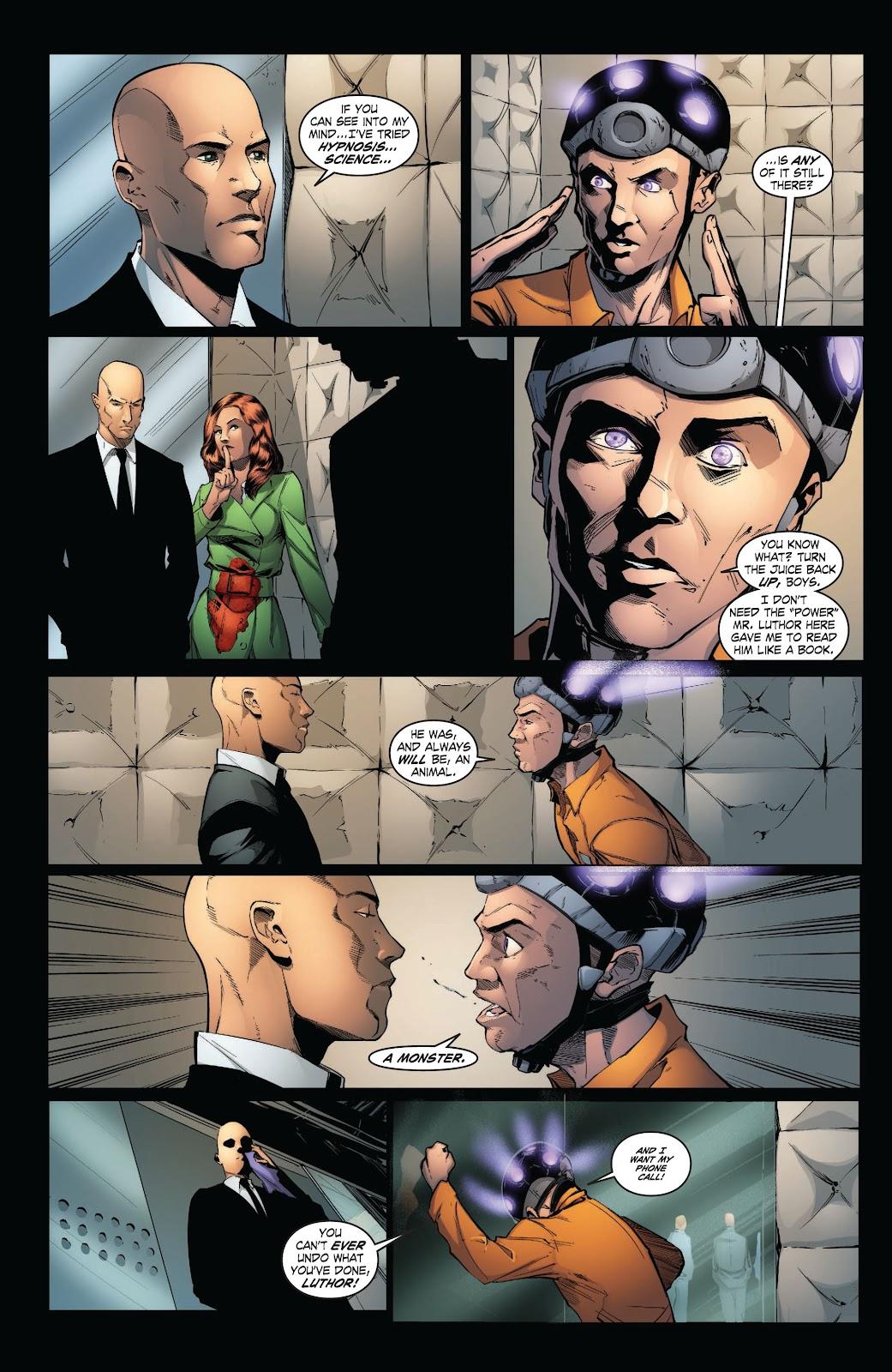 Read online Smallville Season 11 [II] comic -  Issue # TPB 3 - 28