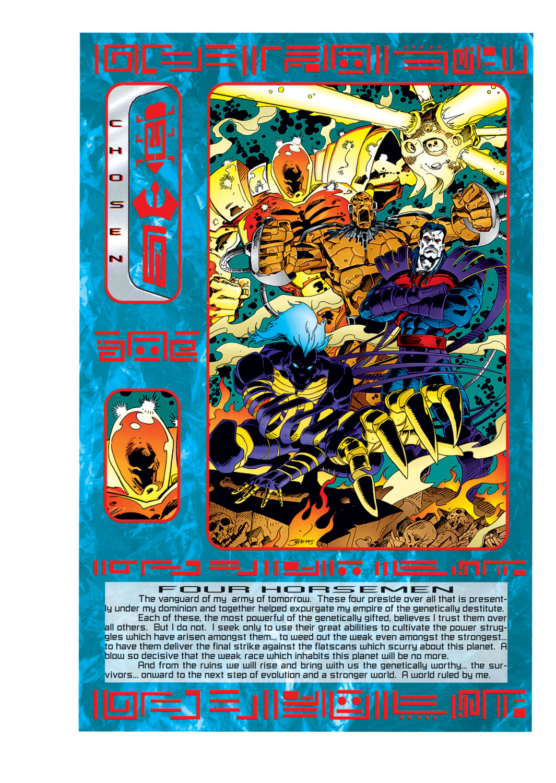Read online Age of Apocalypse: The Chosen comic -  Issue #Age of Apocalypse: The Chosen Full - 13
