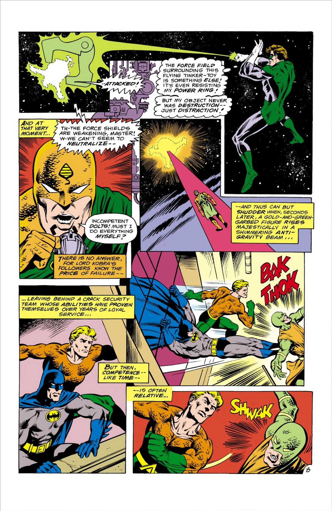Read online Aquaman (1962) comic -  Issue #61 - 9