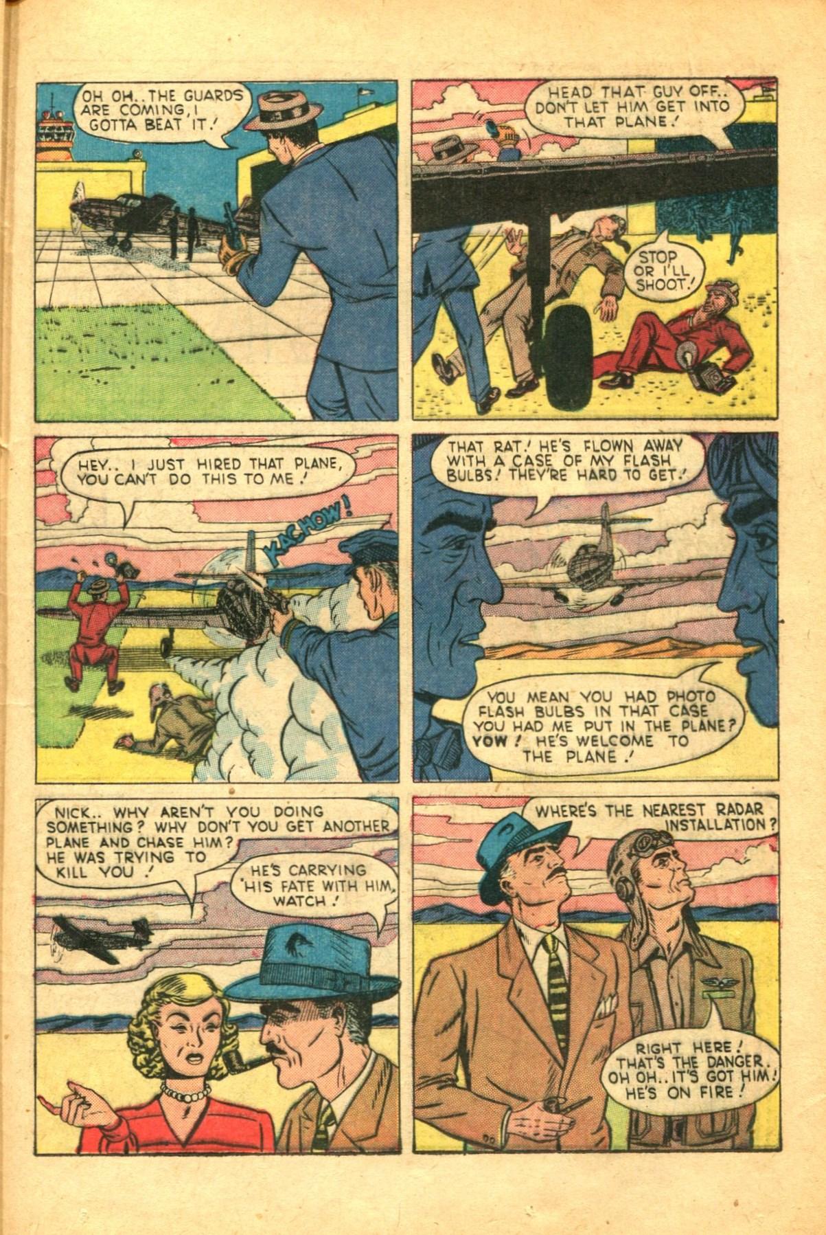 Read online Shadow Comics comic -  Issue #91 - 37