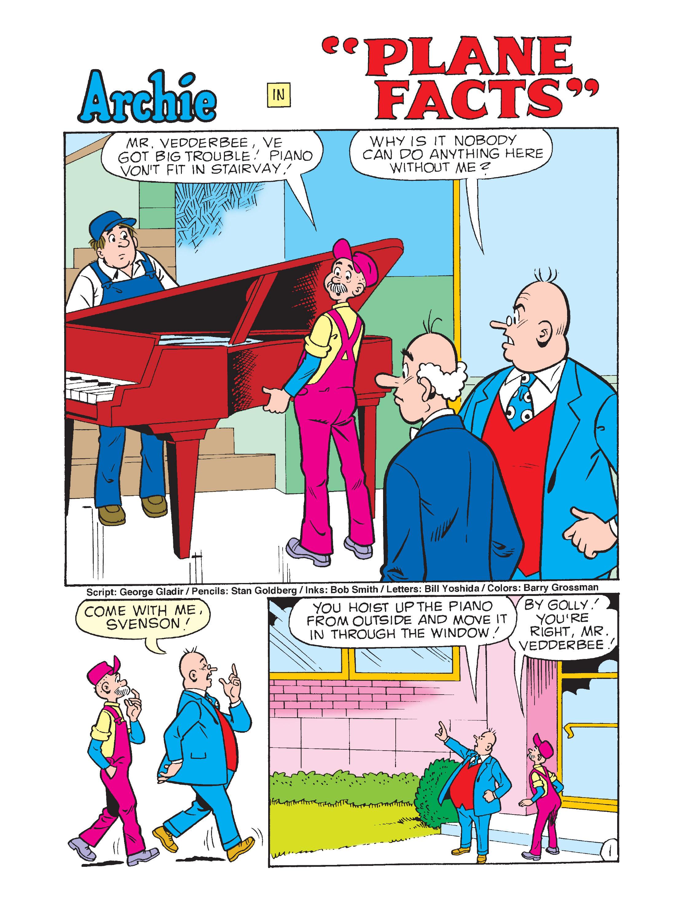 Read online Archie 1000 Page Comics Bonanza comic -  Issue #2 (Part 2) - 133