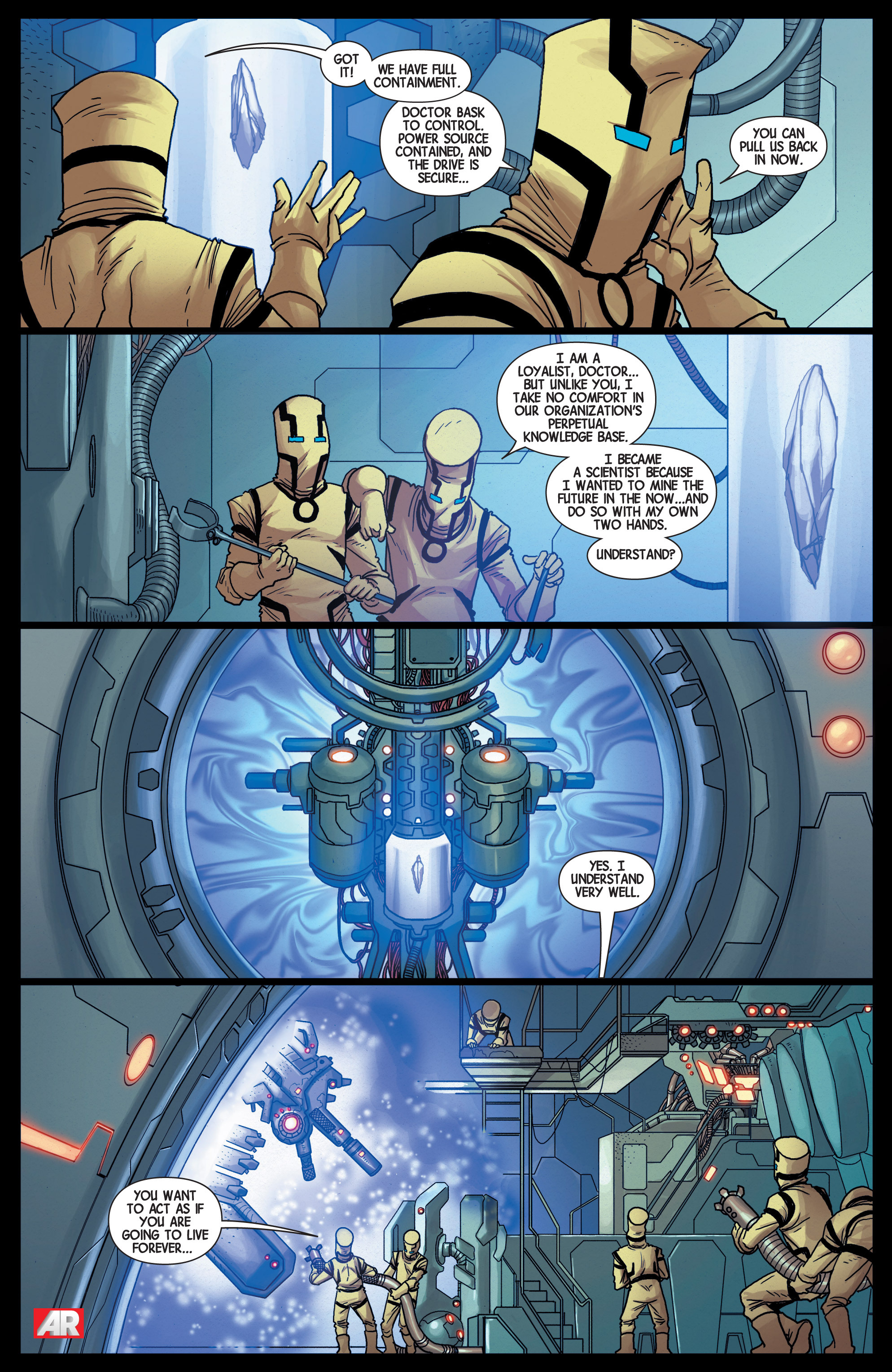 Read online Avengers (2013) comic -  Issue #25 - 10