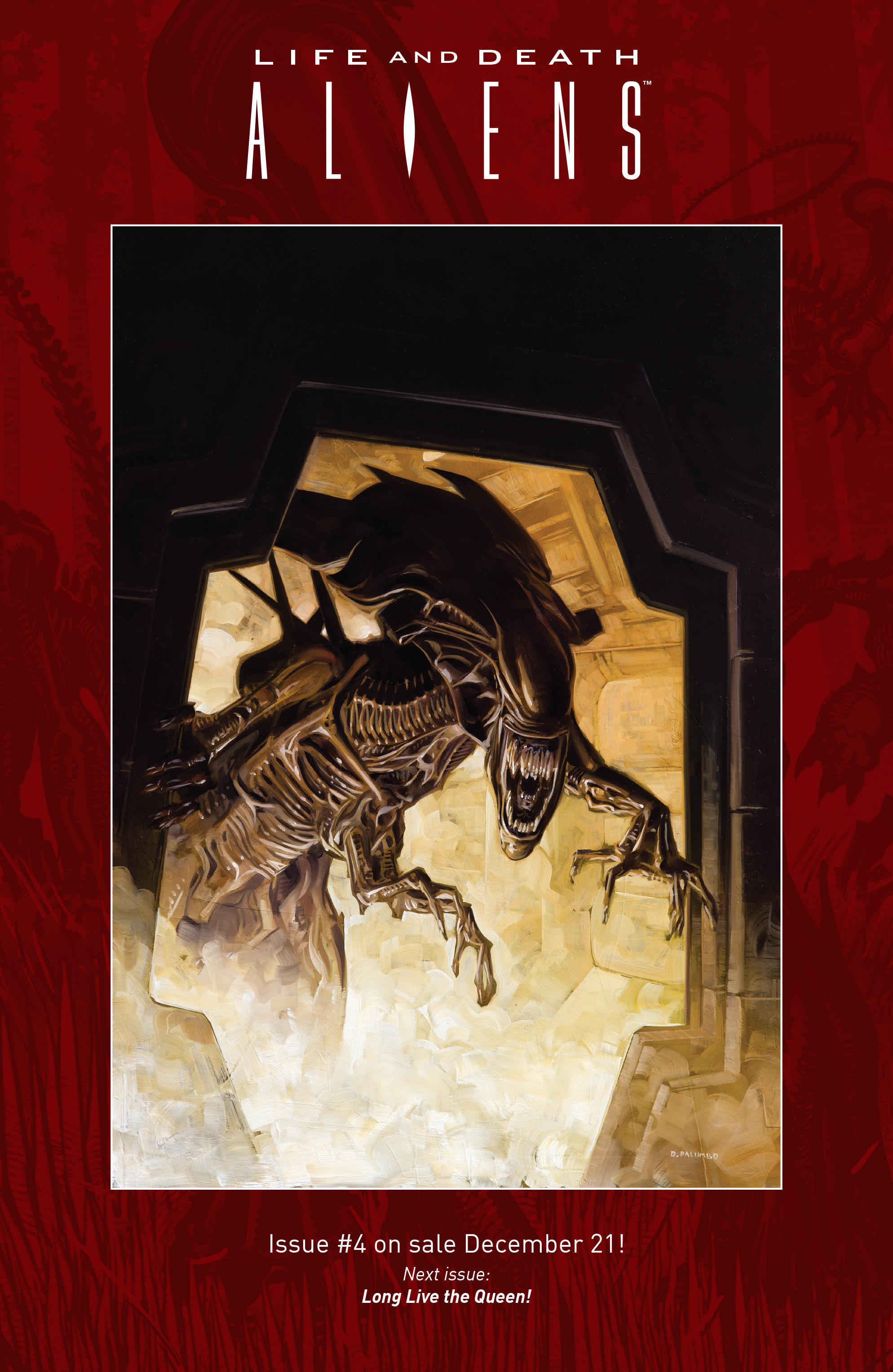 Read online Aliens: Life And Death comic -  Issue #3 - 26