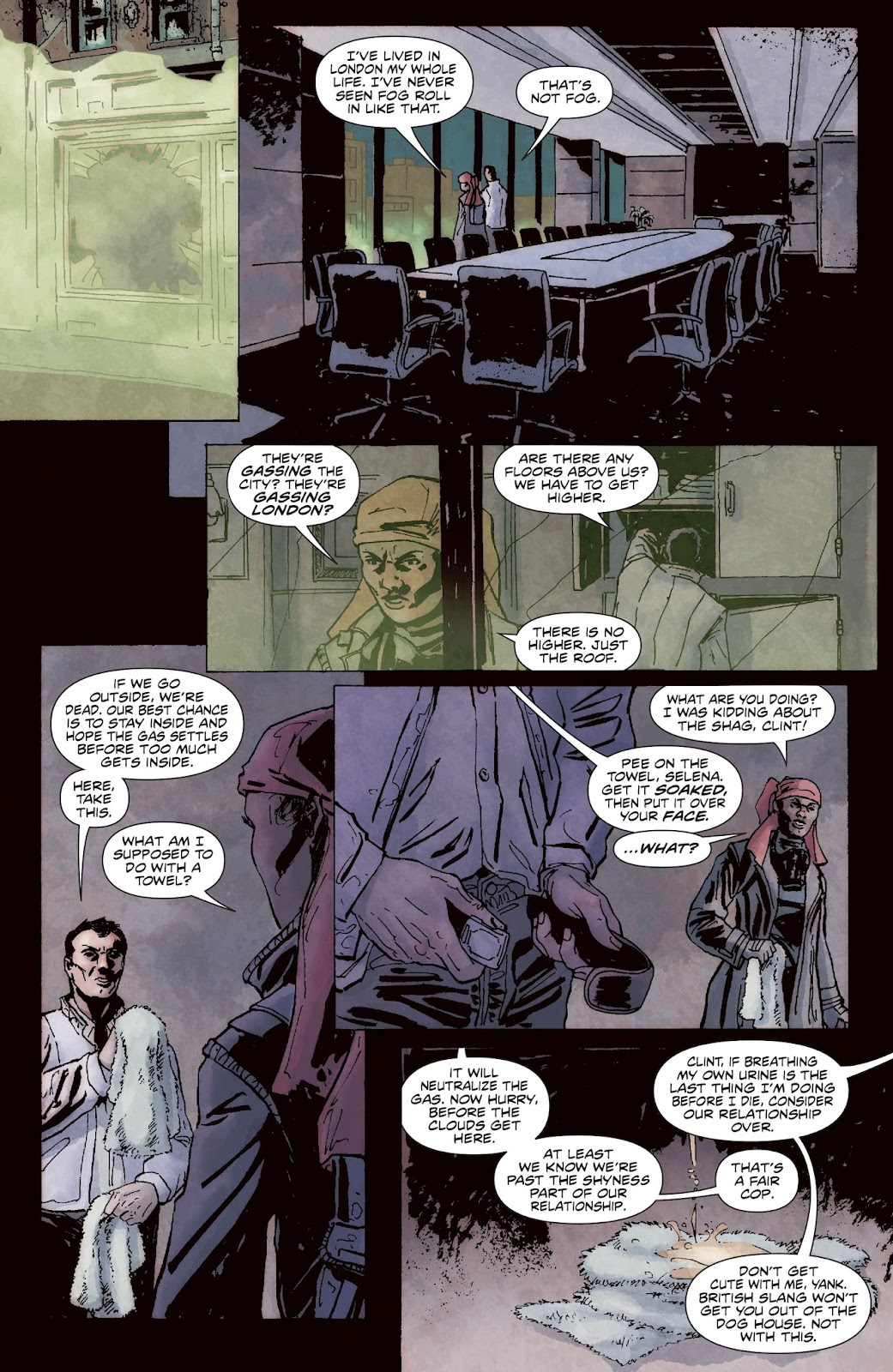 28 Days Later issue 24 - Page 7
