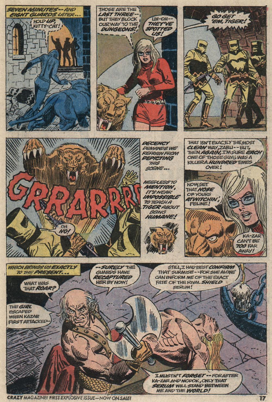 Read online Astonishing Tales (1970) comic -  Issue #20 - 13