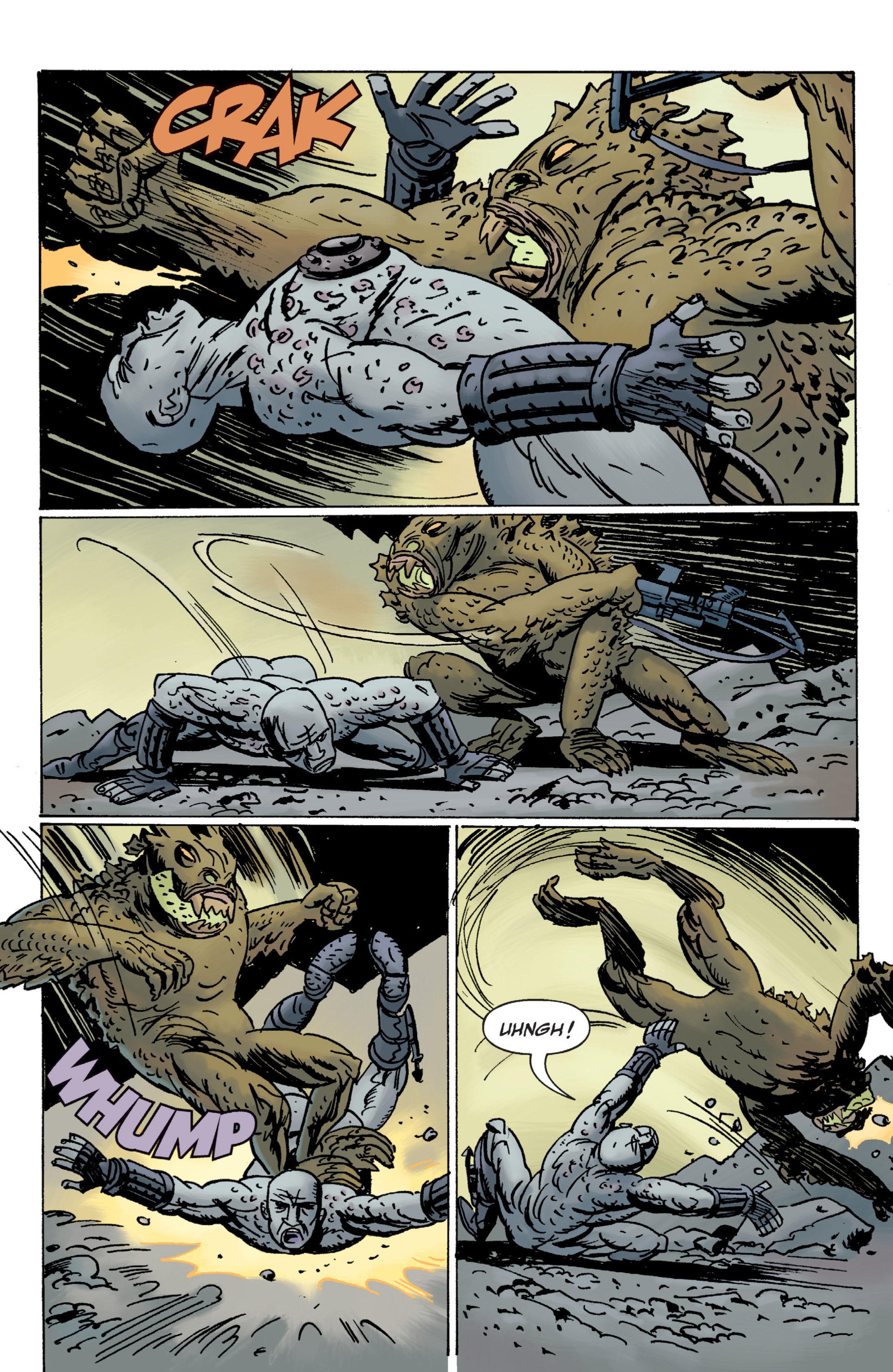 Read online B.P.R.D. (2003) comic -  Issue # TPB 12 - 25