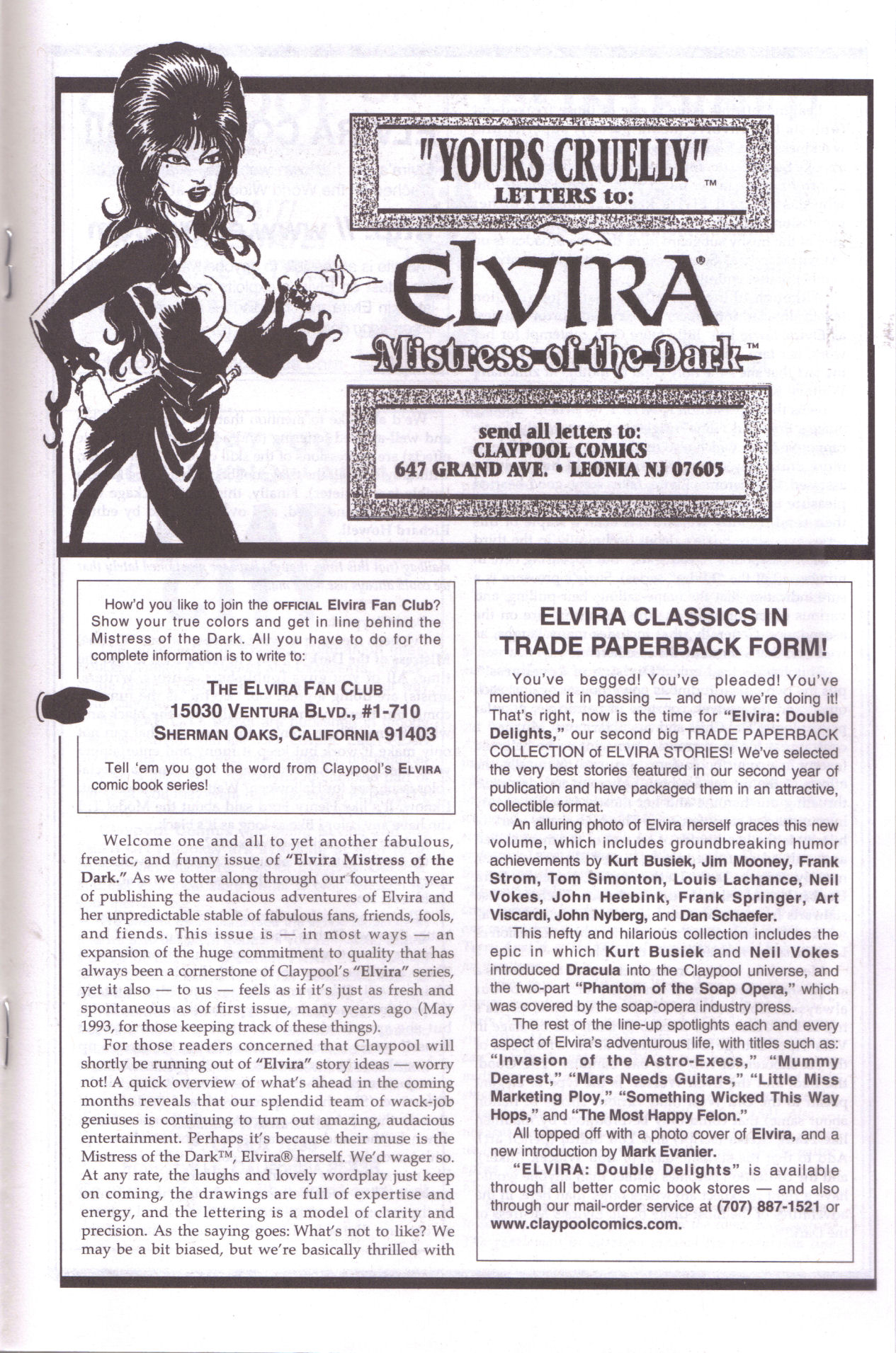 Read online Elvira, Mistress of the Dark comic -  Issue #159 - 19