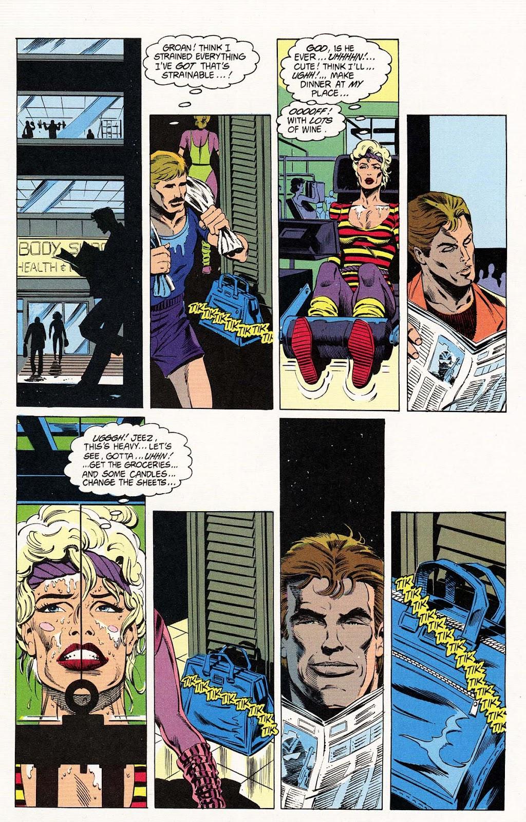 Vigilante (1983) issue 32 - Page 23